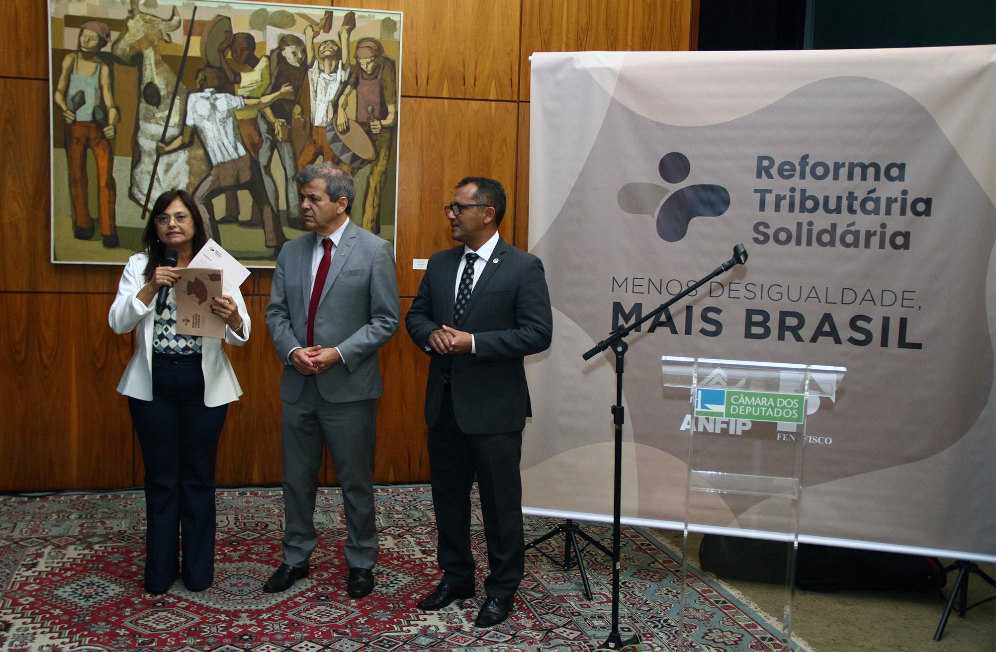 Encontro em defesa da Reforma Tributária Solidária