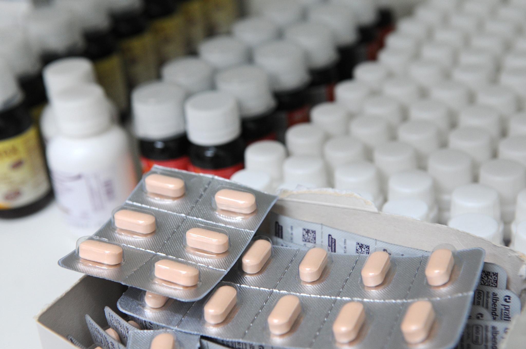 Saúde - remédios - medicamentos