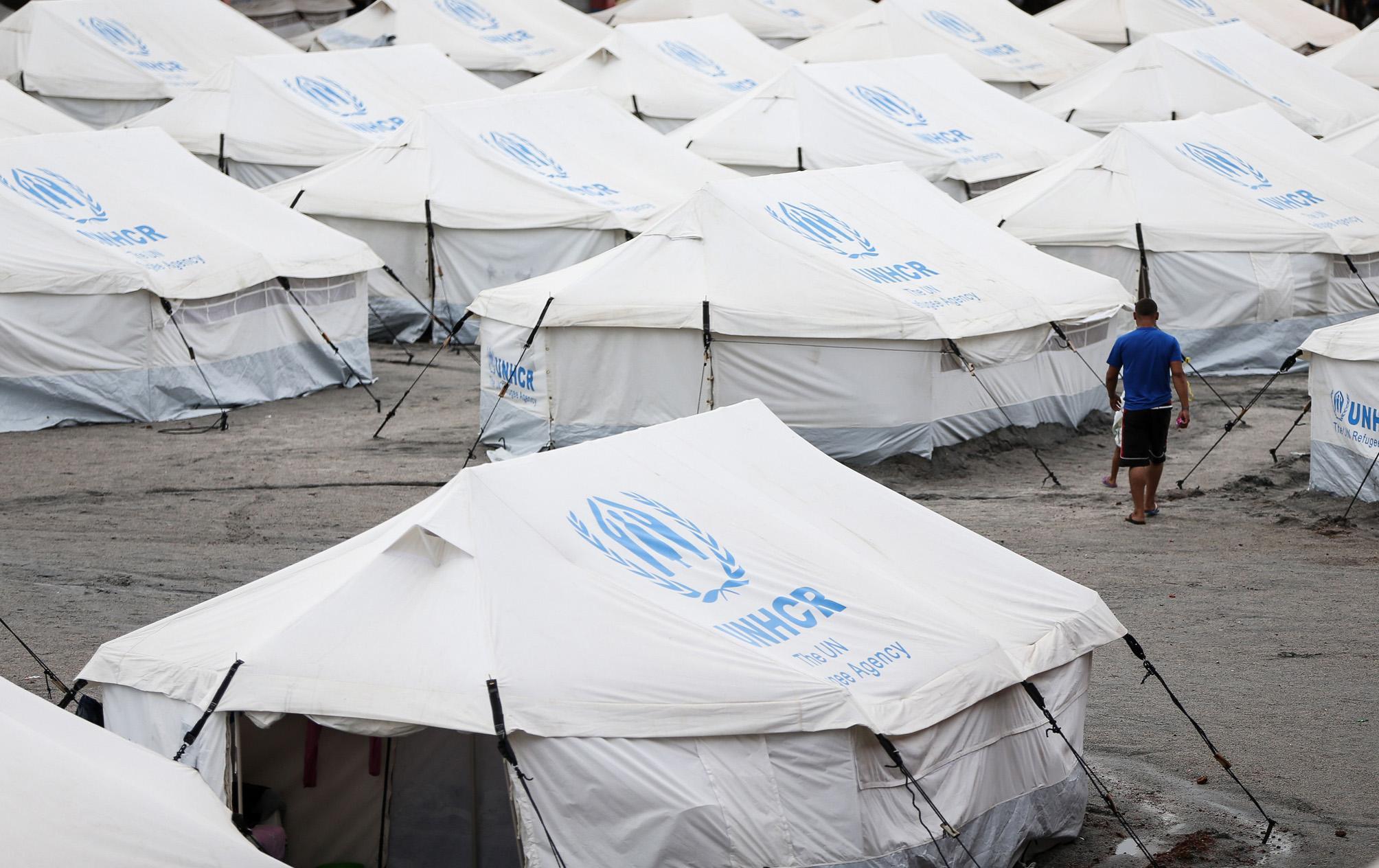 Relações Exteriores - emigração - refugiados venezuelanos Roraima Boa Vista abrigo ONU Nações Unidas
