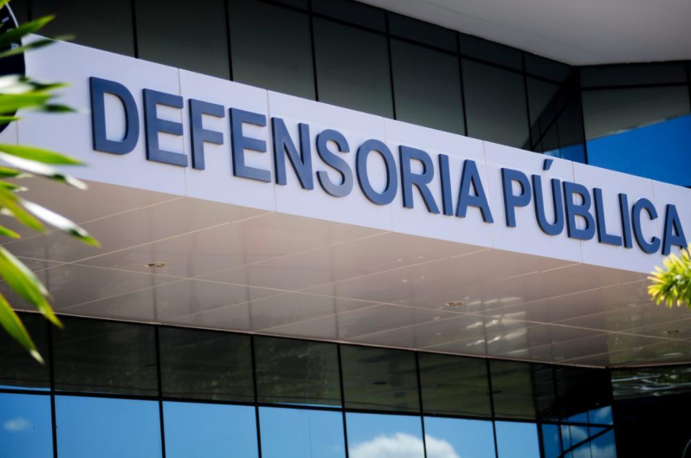 Direito e Justiça - geral - defensoria pública
