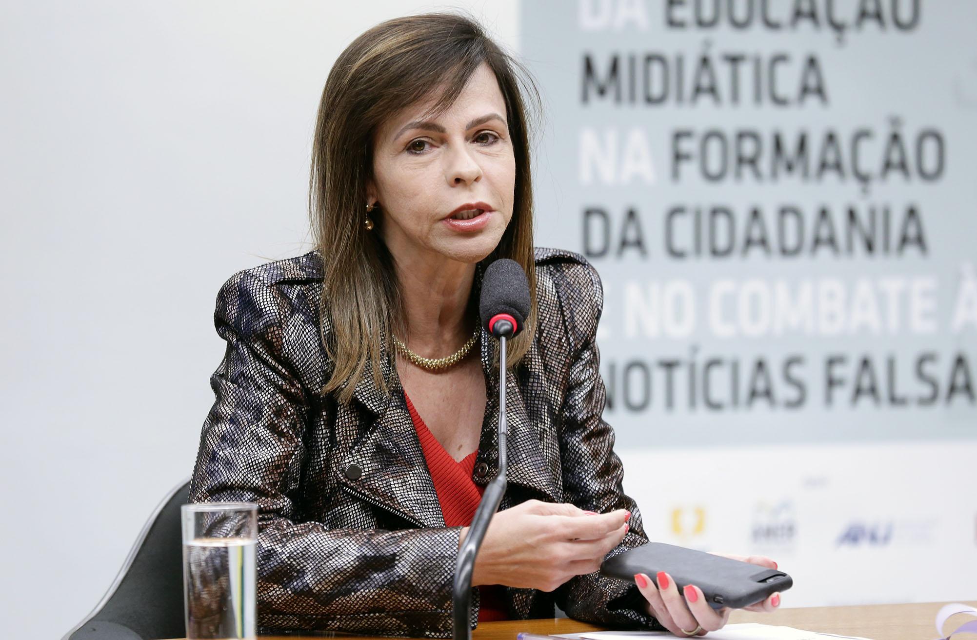Conferência Legislativa sobre Liberdade de Expressão - 12ª edição. Dep. Professora Dorinha Seabra Rezende (DEM - TO)