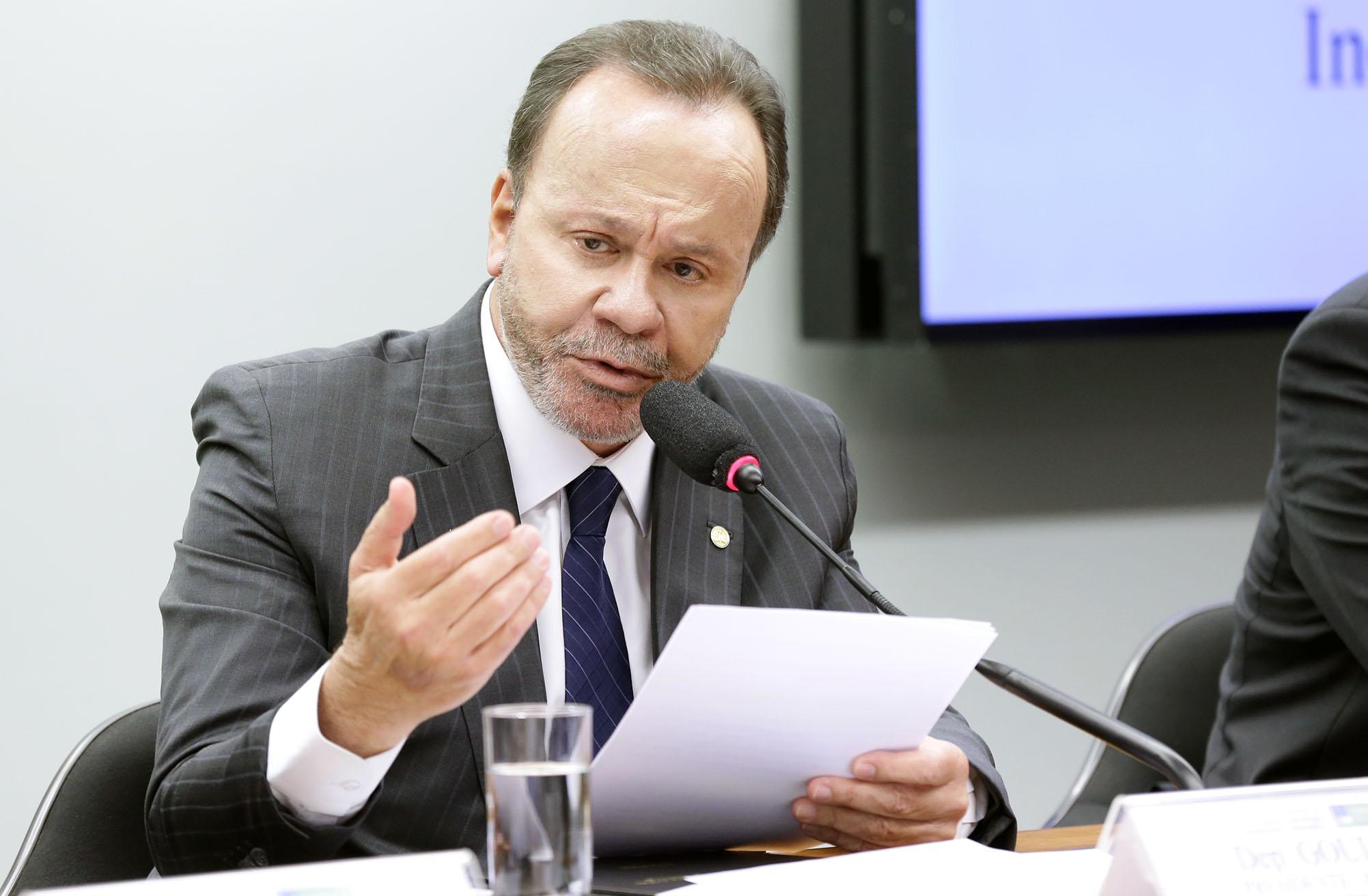Audiência Pública. Dep. Goulart (PSD - SP)