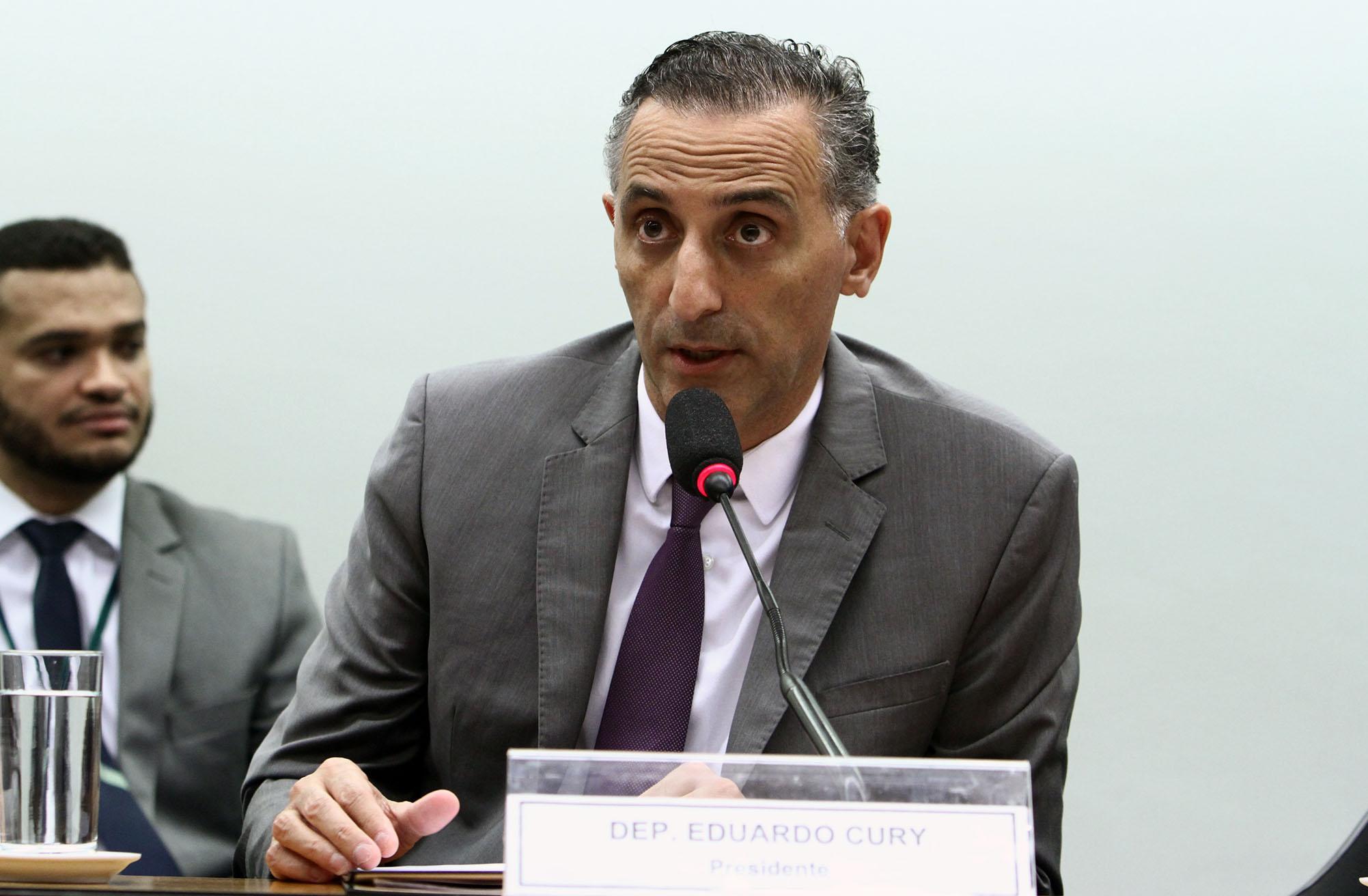 Audiência Pública. Dep. Eduardo Cury (PSDB - SP)