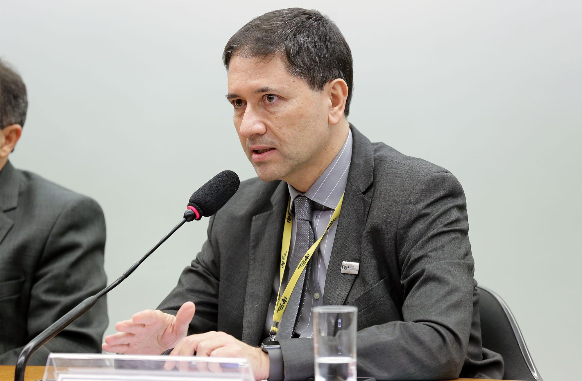 Audiência Pública e Reunião Ordinária. Secretário-Executivo da Frente Nacional de Prefeitos (FNP), GILBERTO PERRE