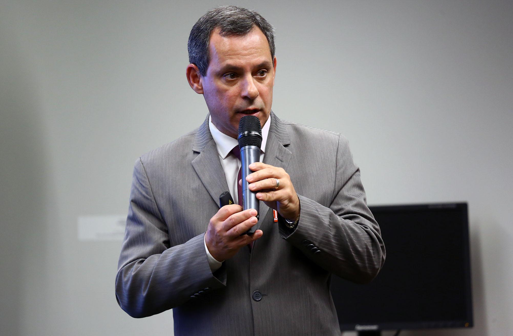Reunião ordinária para debater sobre o futuro do Setor Elétrico no Brasil. Presidente em exercício da Empresa de Pesquisa Energética - EPE, JOSÉ MAURO FERREIRA COELHO