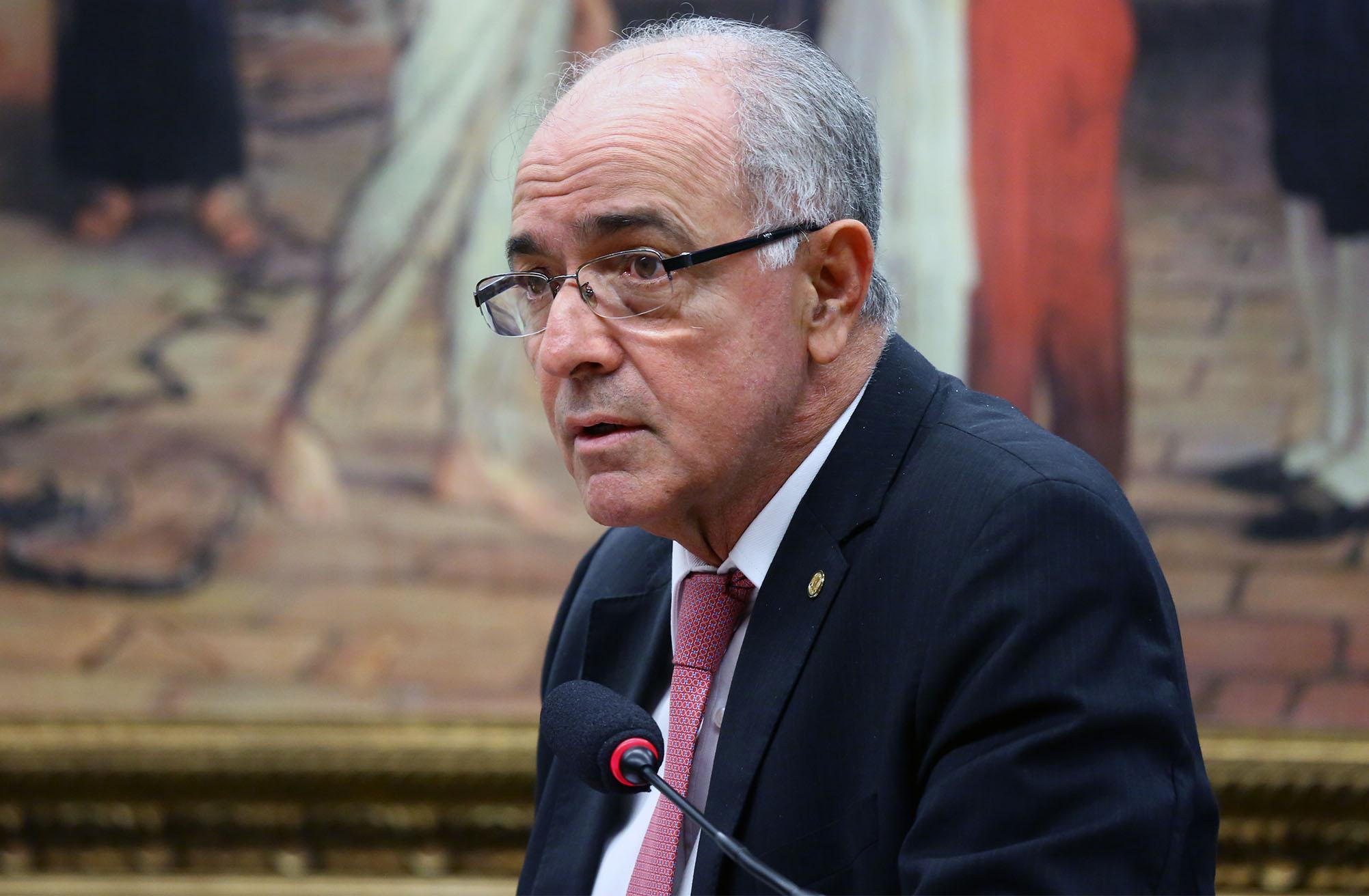 Reunião ordinária para debater sobre o futuro do Setor Elétrico no Brasil. Dep. José Carlos Aleluia (DEM - BA)