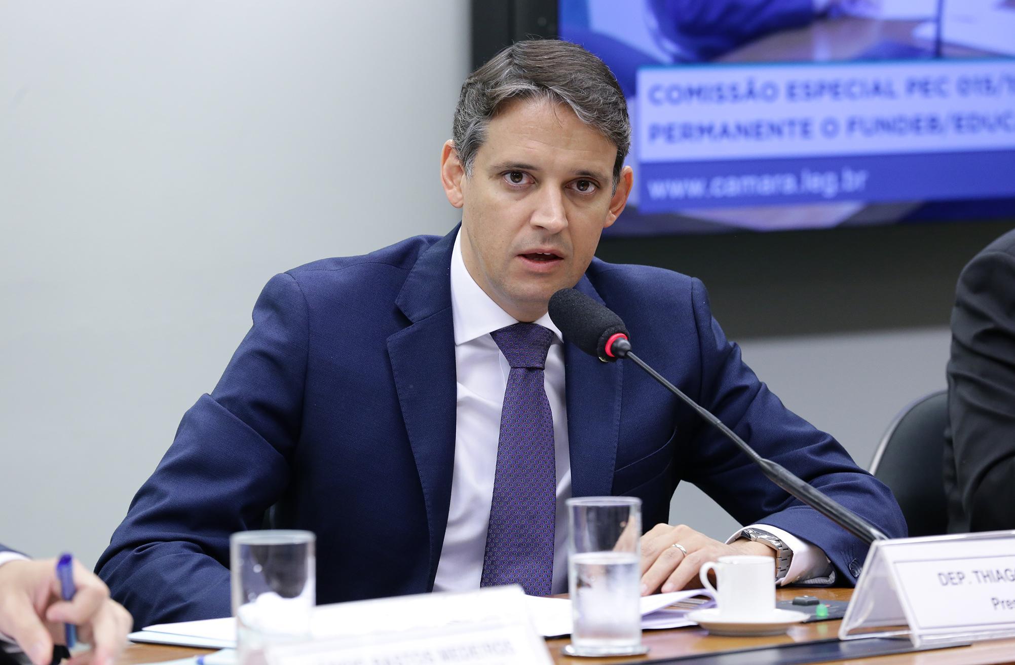 Audiência Pública e Reunião Ordinária. Dep. Thiago Peixoto (PSD - GO)