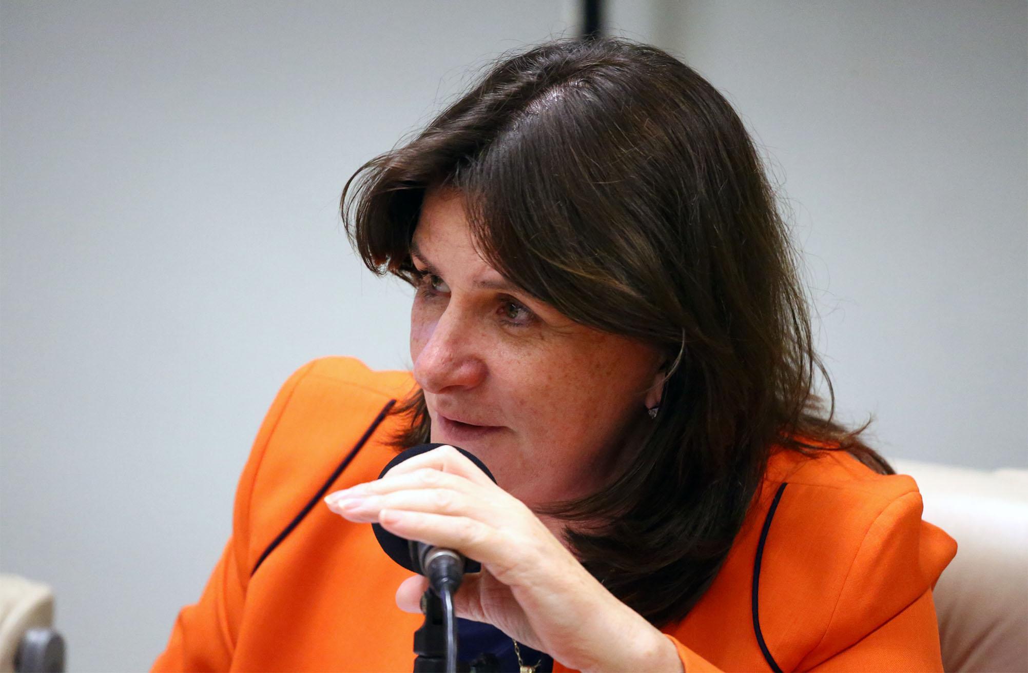 Debate sobre o protagonismo da enfermagem e suas necessidades frente ao Panorama Nacional. Dep. Carmen Zanotto (PPS - SC)