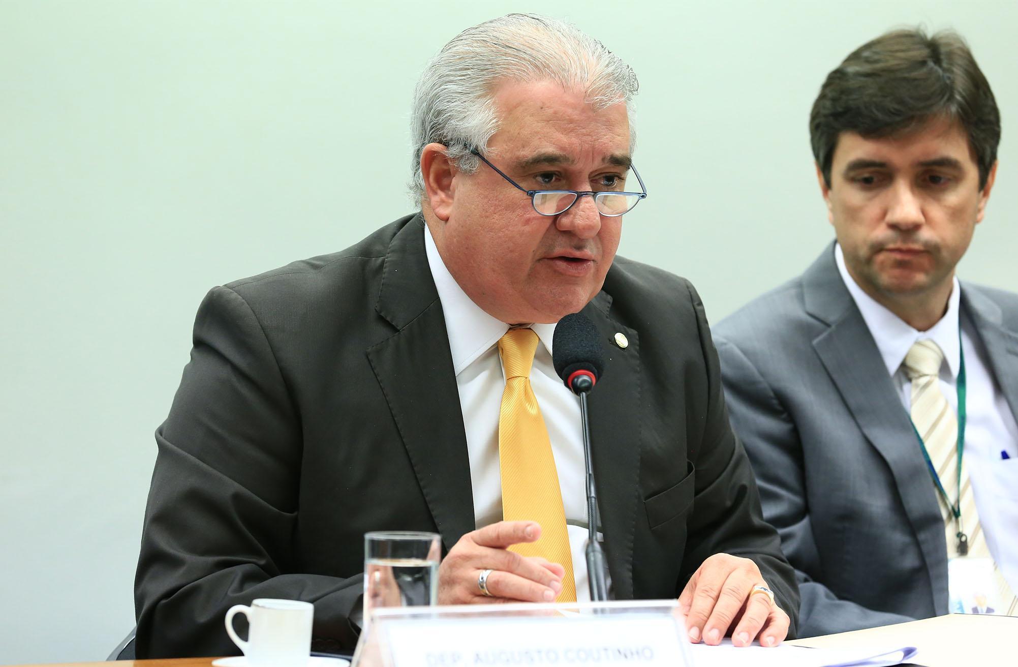 Reunião Ordinária. Dep. Augusto Coutinho (SD - PE)