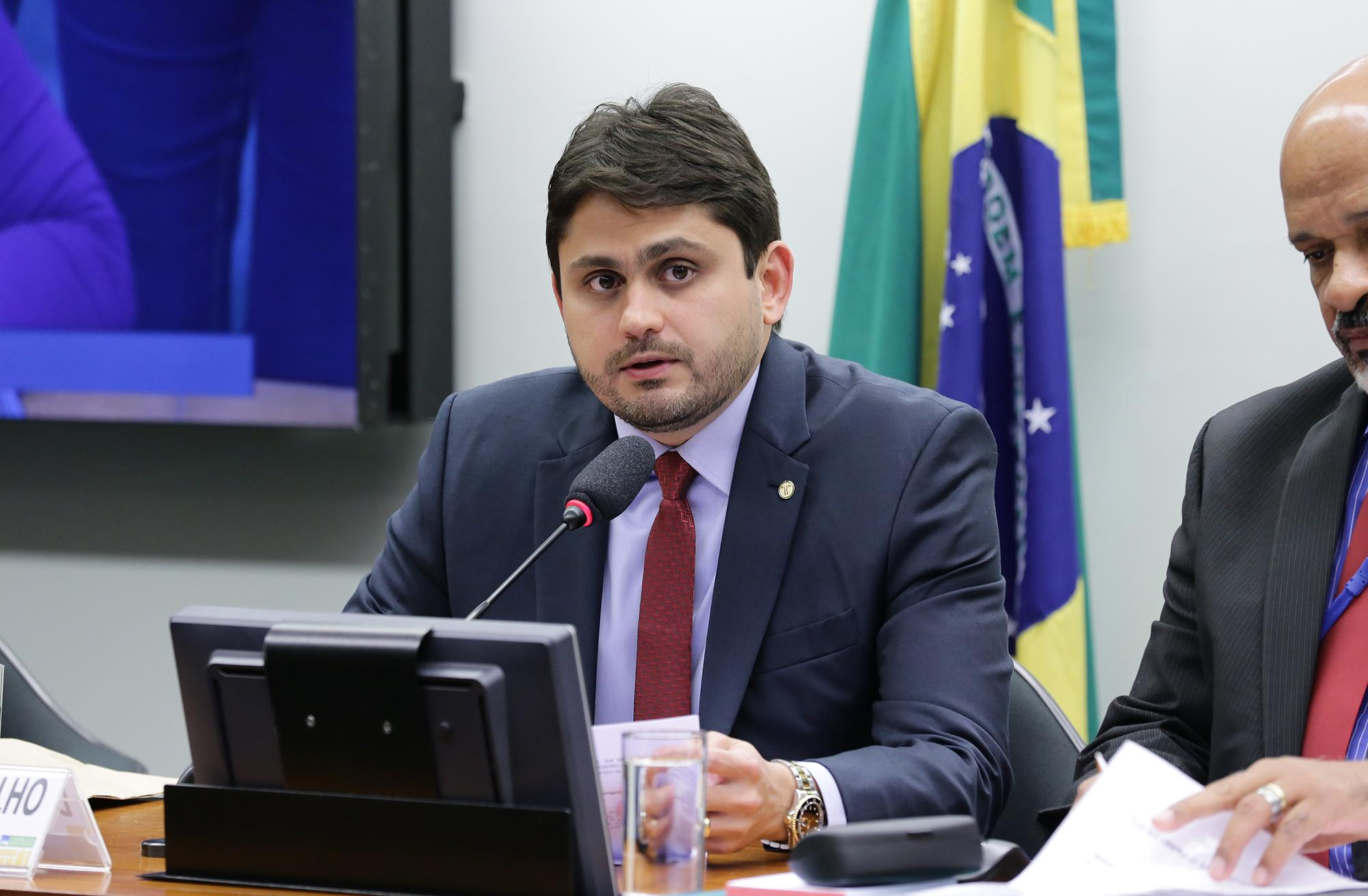Audiência Pública sobre o diagnóstico e tratamento dos cânceres raros. Dep. Juscelino Filho (DEM - MA)