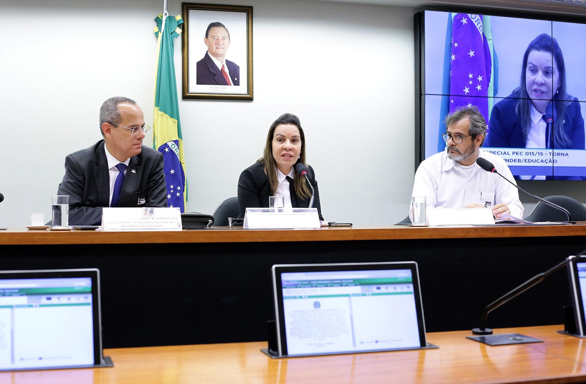 Audiência Pública sobre  a proposta de substitutivo à PEC nº 15 de 2015: análise do texto e sugestões para o seu aprimoramento