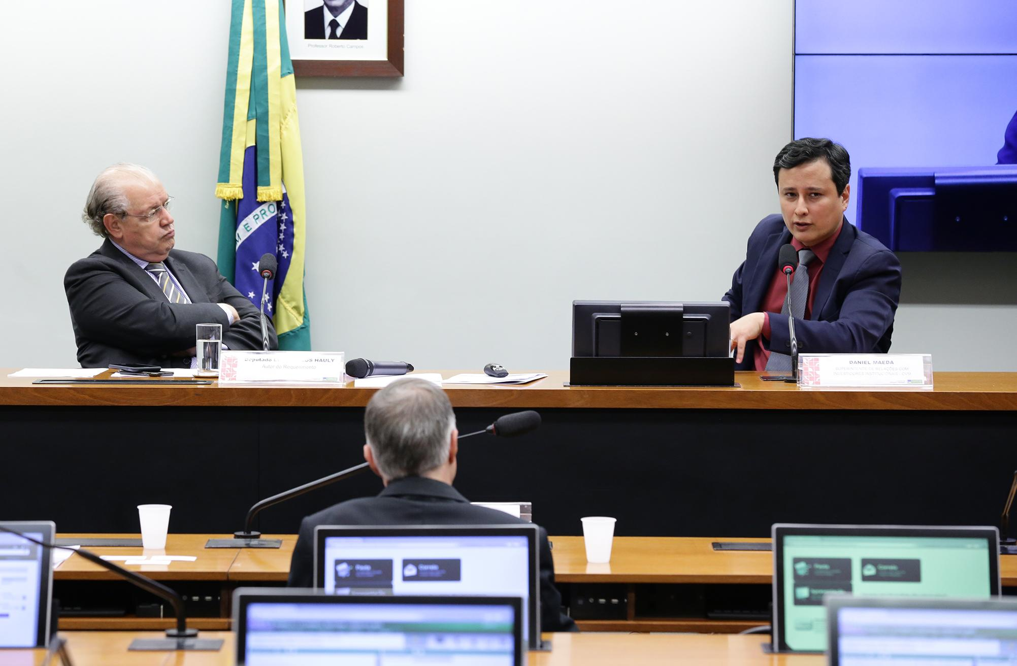 Audiência Pública sobre o PLP 459/17