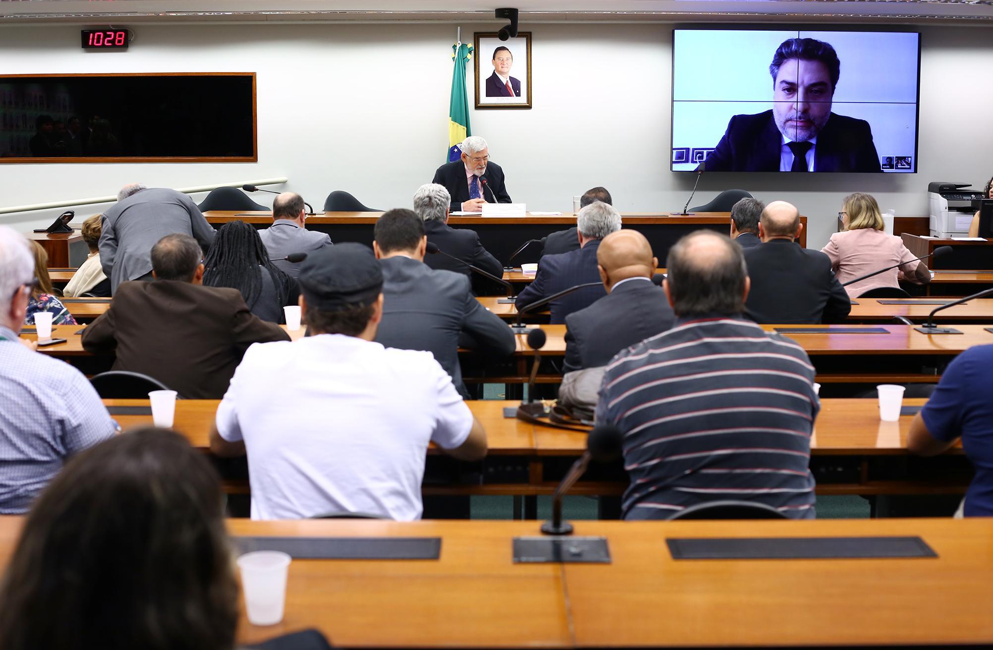 Reunião Ordinária - Audiência Pública