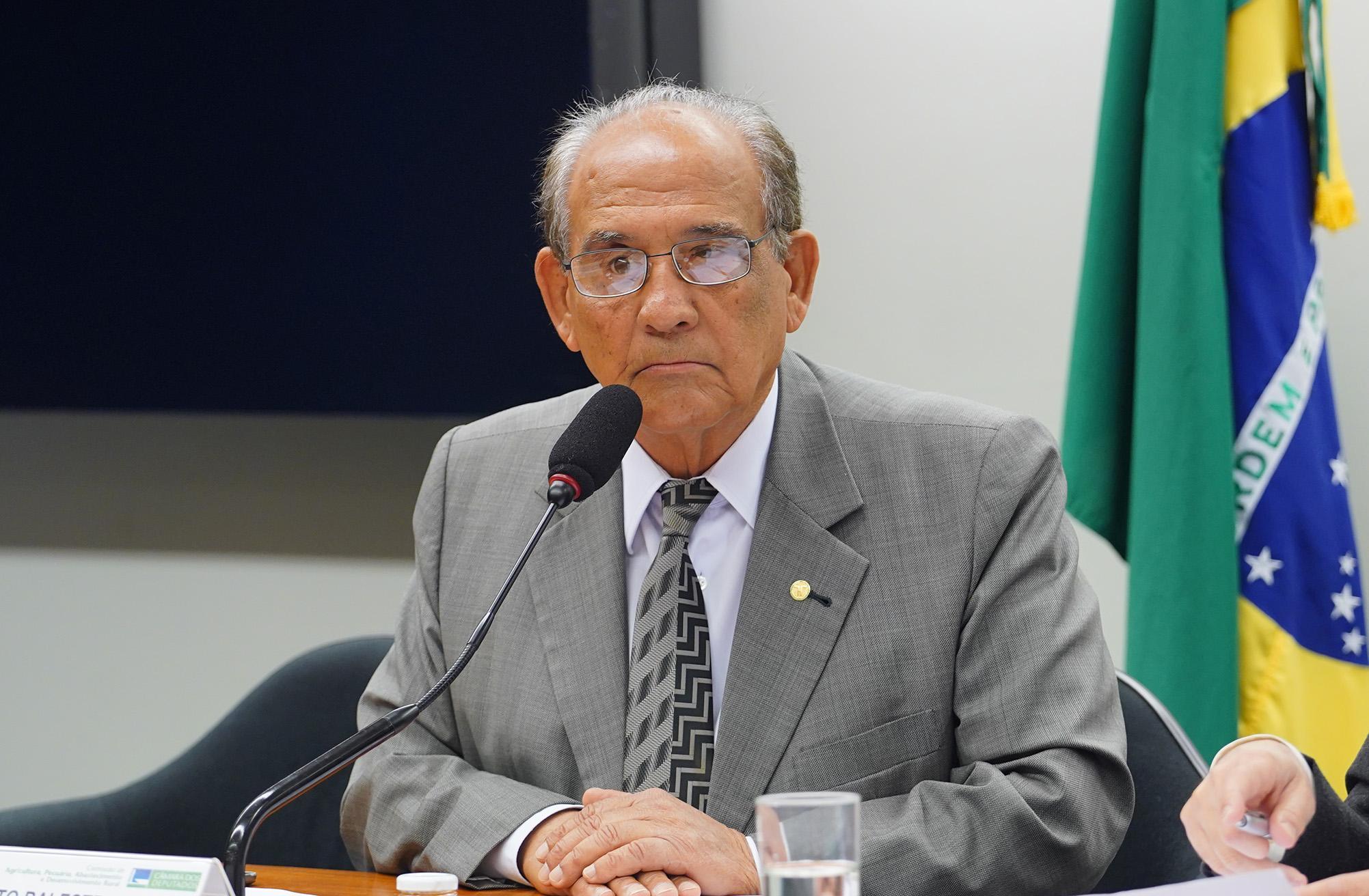 Reunião ordinária. Dep. Roberto Balestra (PP - GO)