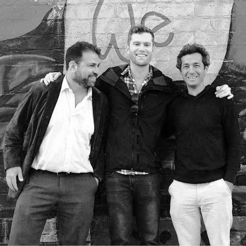 Esquina do Jazz, 16/06/2018 - Brazilian String Trio: Ted Falcon, Andrew Finn Magill e Nando Duarte