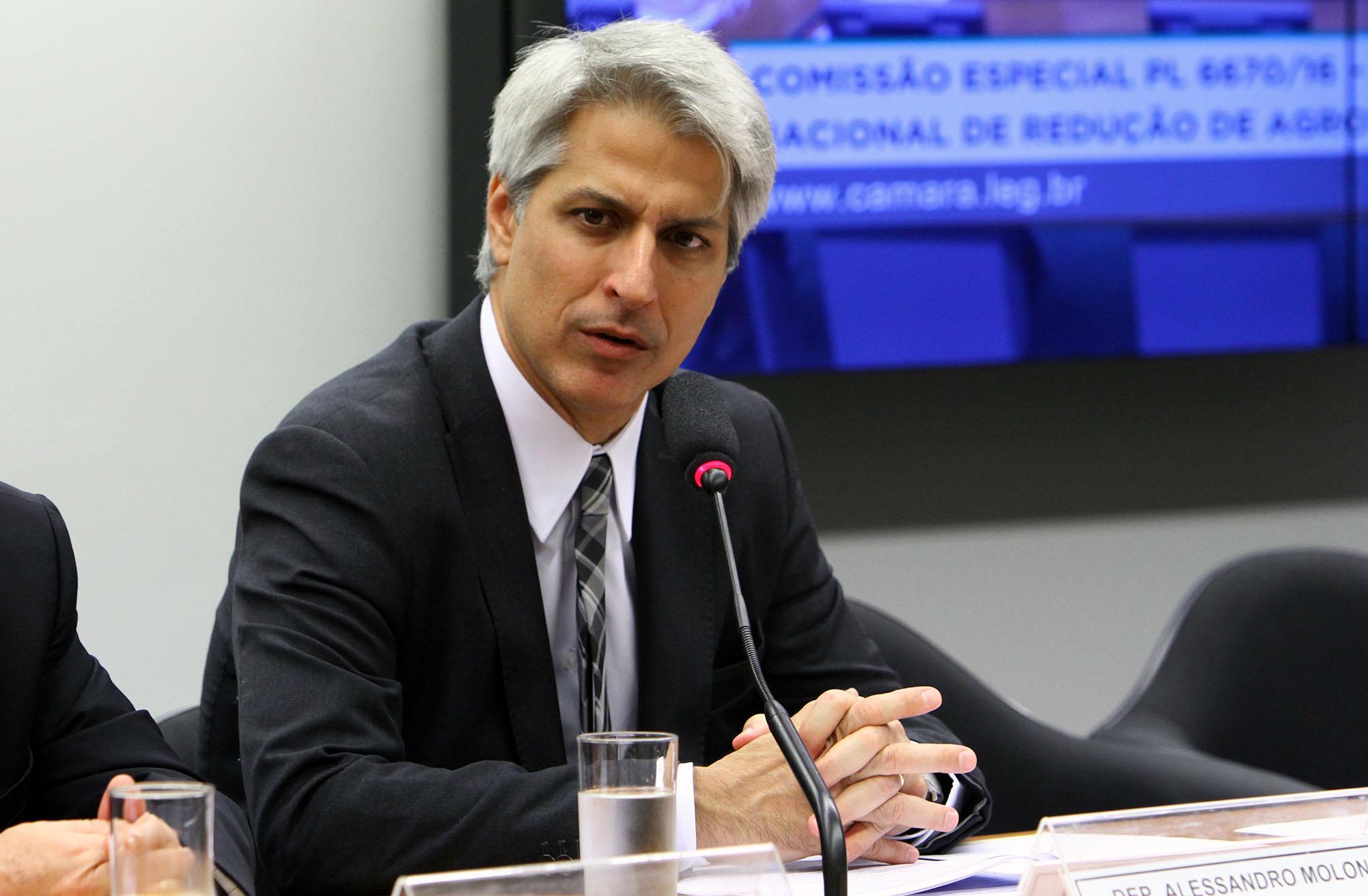 Audiência pública sobre a importância para o Brasil, de uma Política Nacional de Redução dos Agrotóxicos - PNARA. Dep. Alessandro Molon (PSB - RJ)