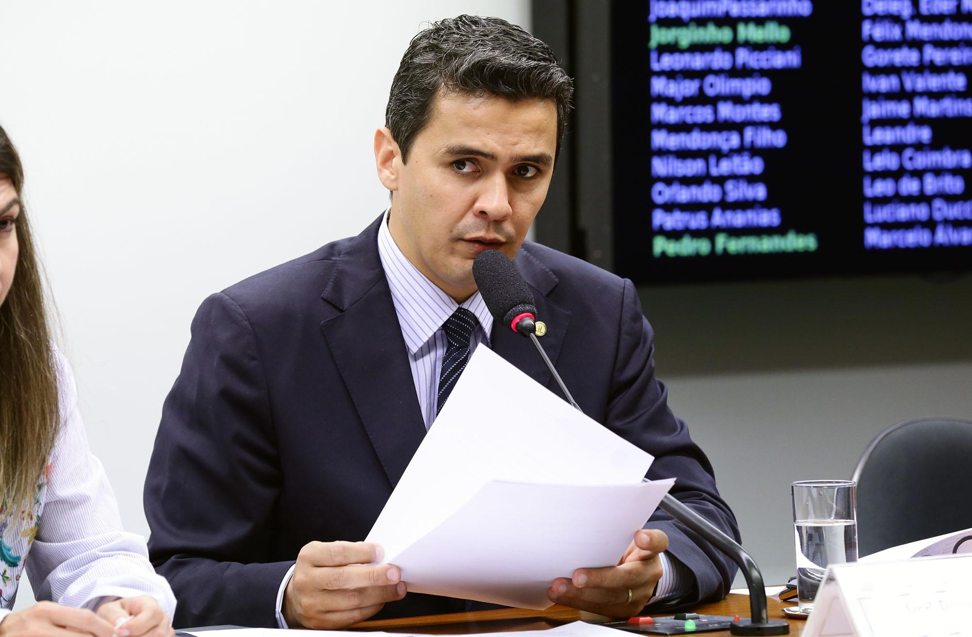 Audiência Pública e Reunião Ordinária. Dep. Diego Garcia (PODE - PR)