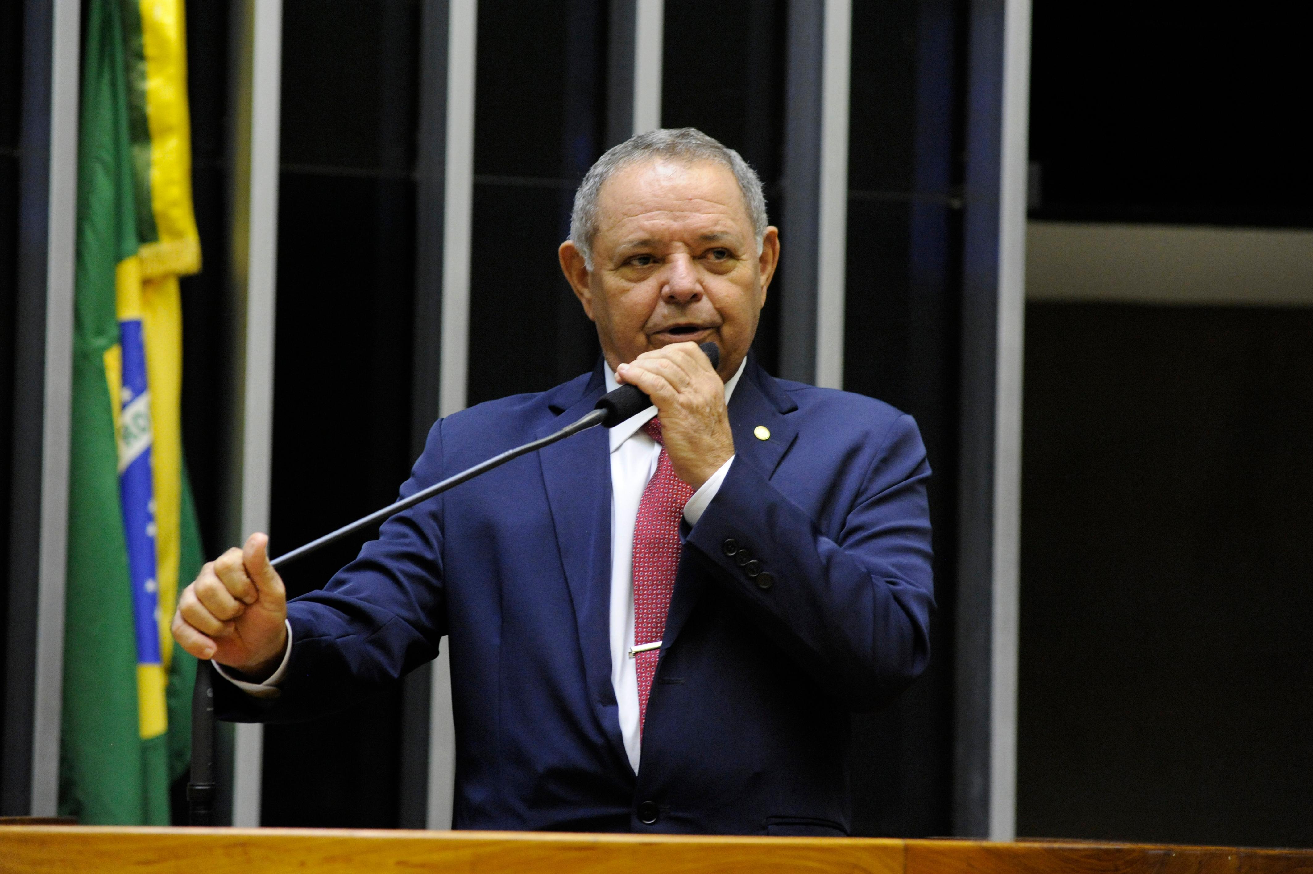Deputados P - R - Prof. Gedeão Amorim