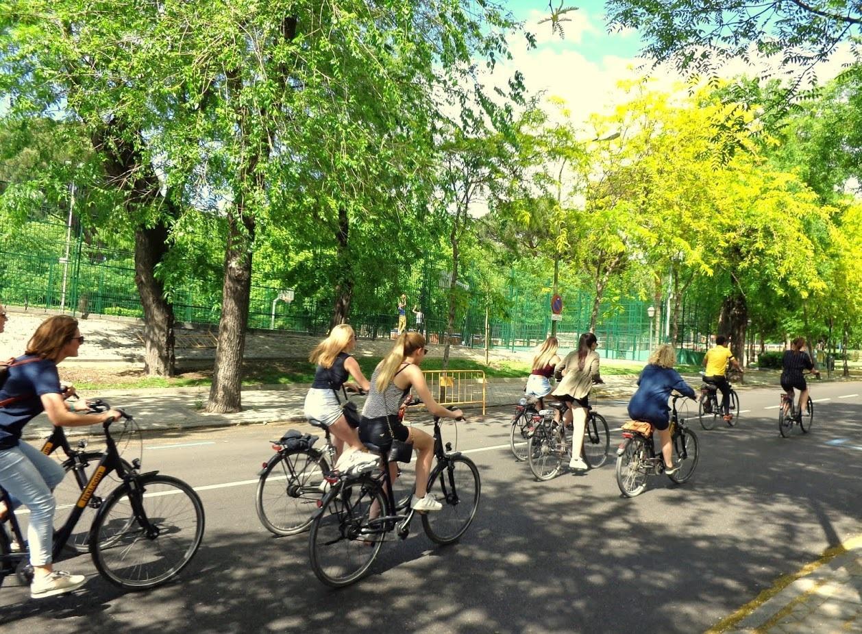 Bicicletas - Madri - Espanha