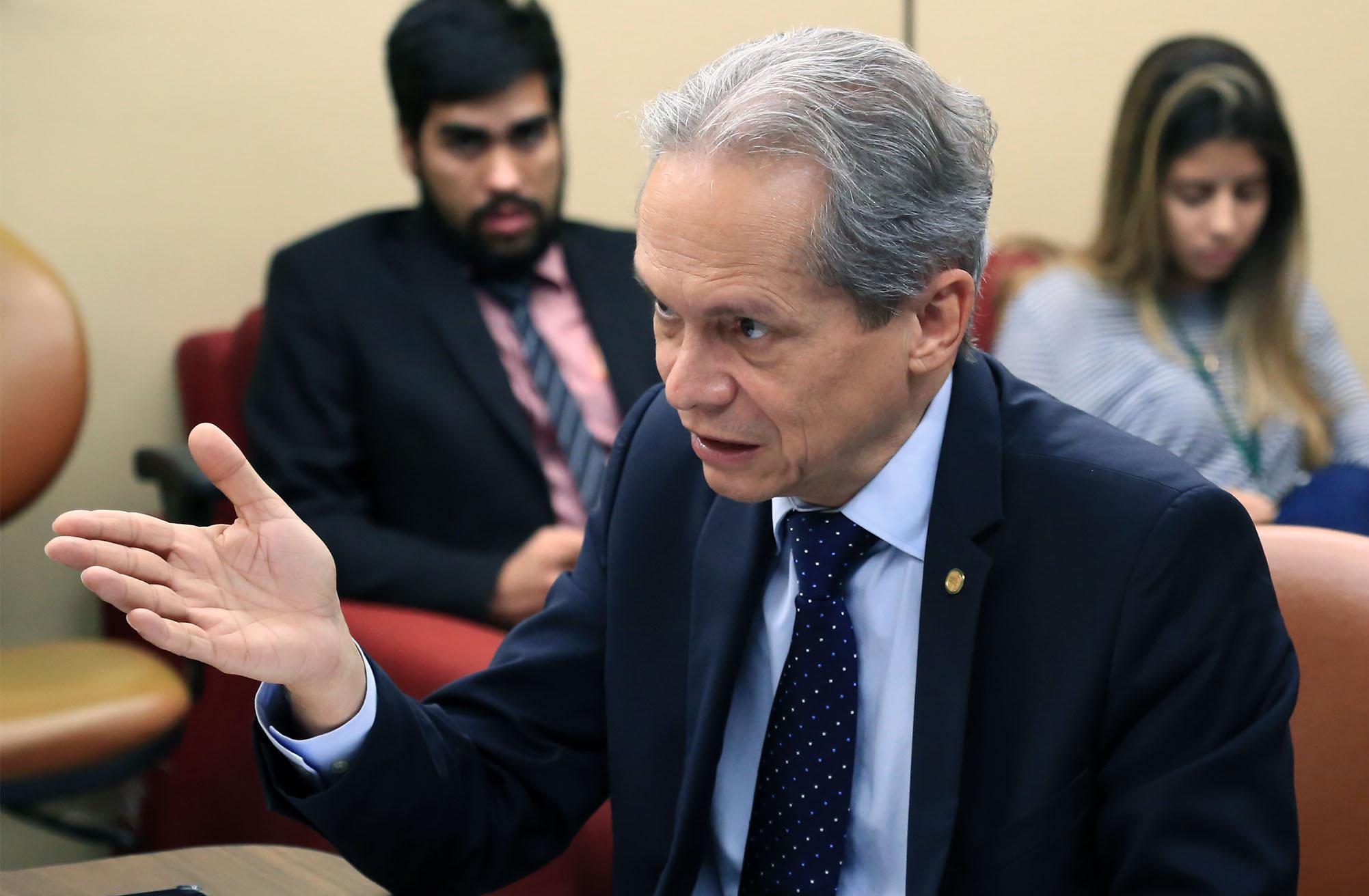 Subcomissão Especial de Cidades Inteligentes. Dep. Angelim (PT - AC)