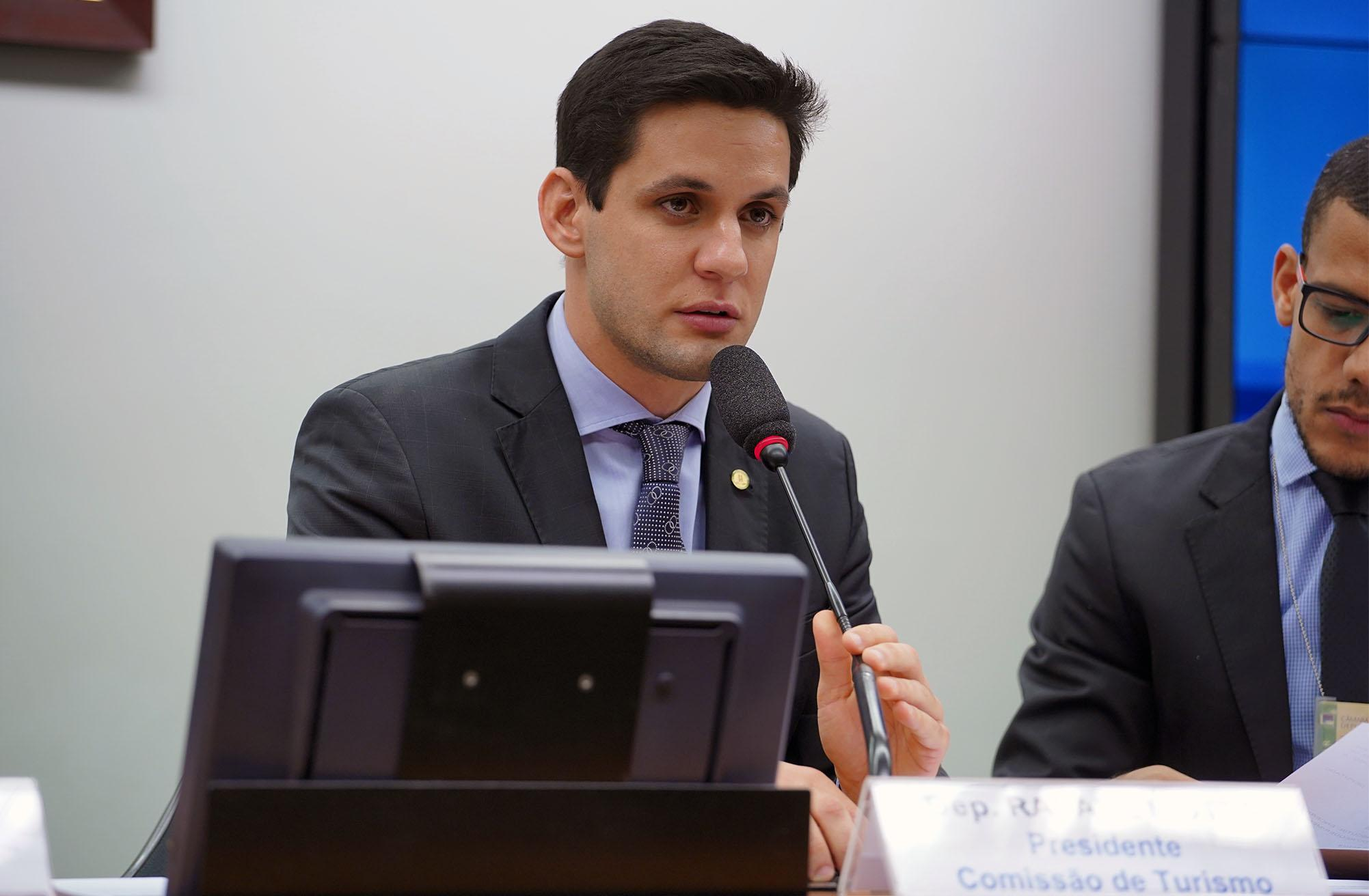 Reunião Ordinária. Dep. Rafael Motta (PSB - RN)