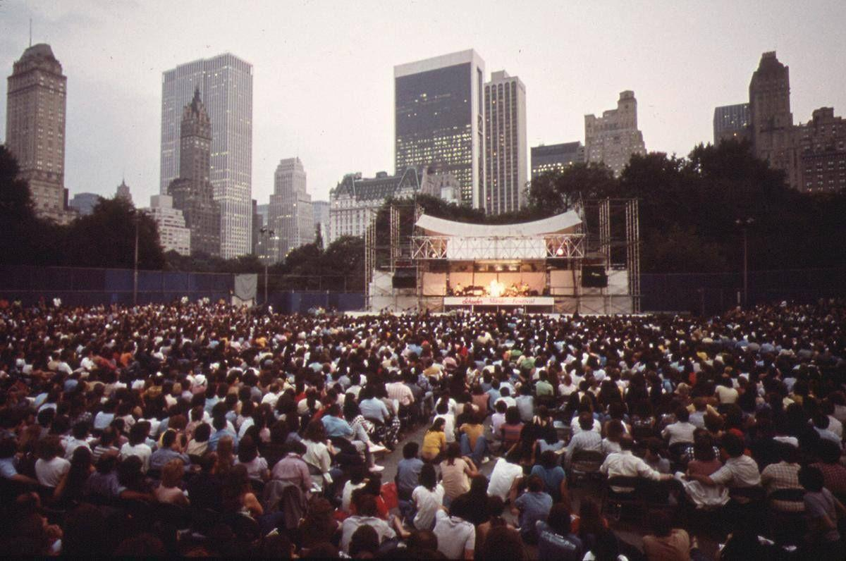 Memória do Rock, 07/07/2018 - Schaefer Music Festival in Central Park, Judy Collins, June of 1973