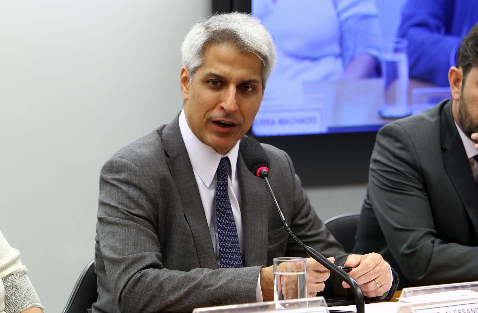 Audiência Pública e Reunião Ordinária. Dep. Alessandro Molon (PSB - RJ)