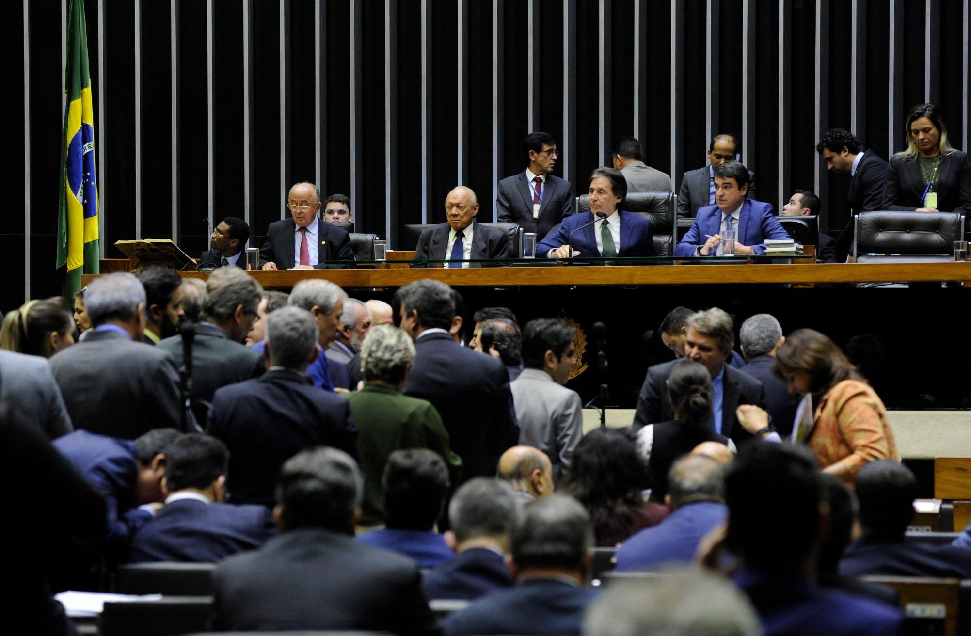 Sessão para votação de vetos