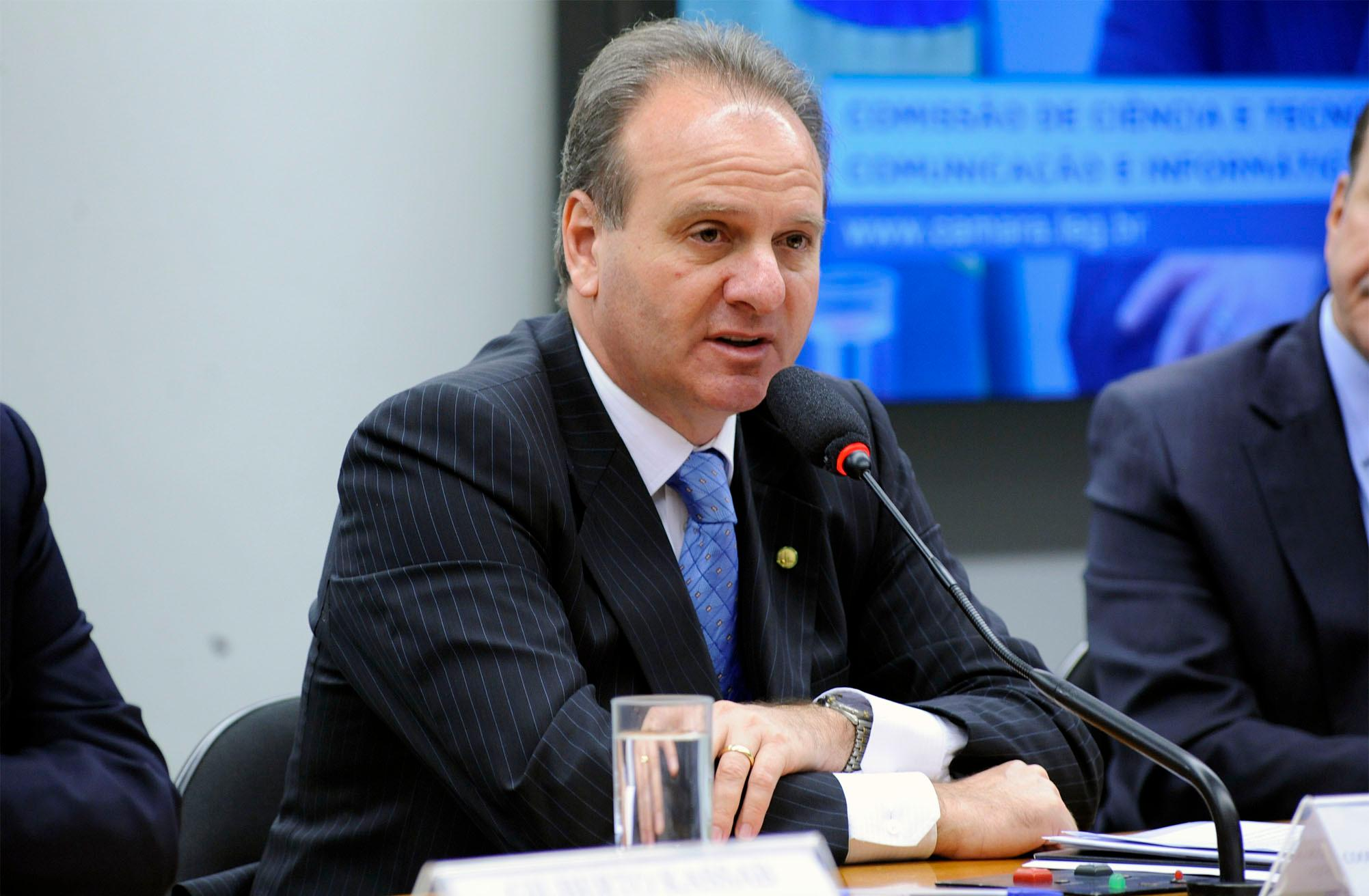 Seminário sobre os resultados da lei de informática no Brasil. Dep. Bilac Pinto (DEM - MG)
