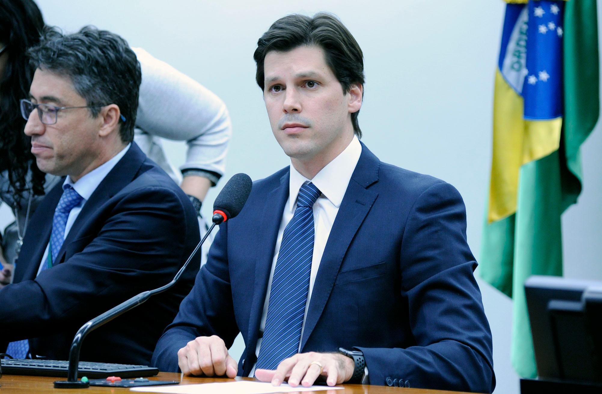 Reunião ordinária. Dep. Daniel Vilela (MDB - GO)