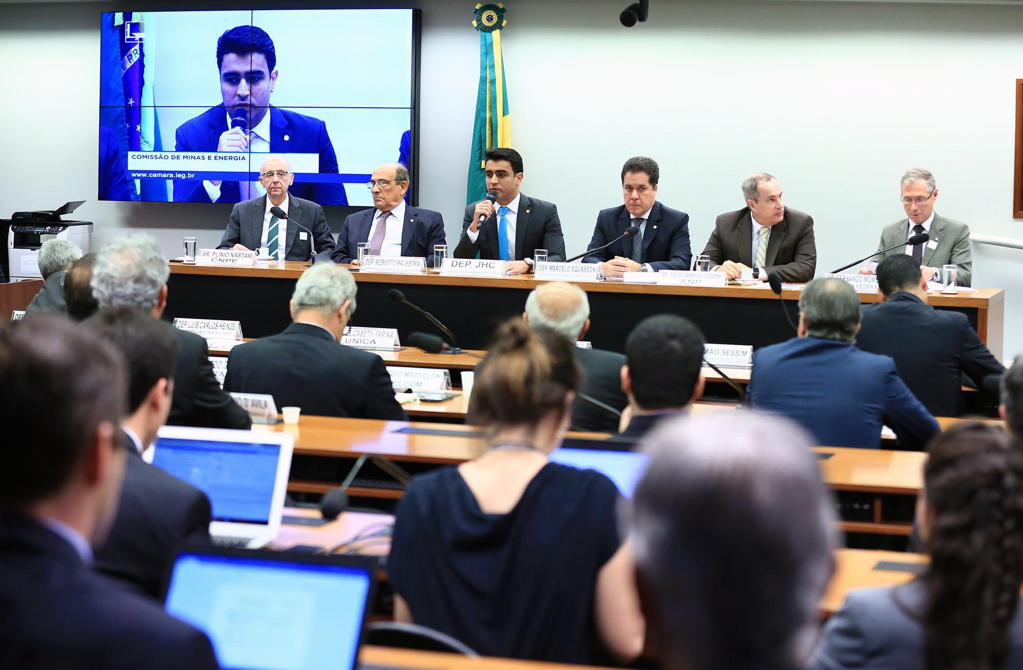 Audiência pública sobre os mecanismos de comercialização direta de etanol hidratado no País.