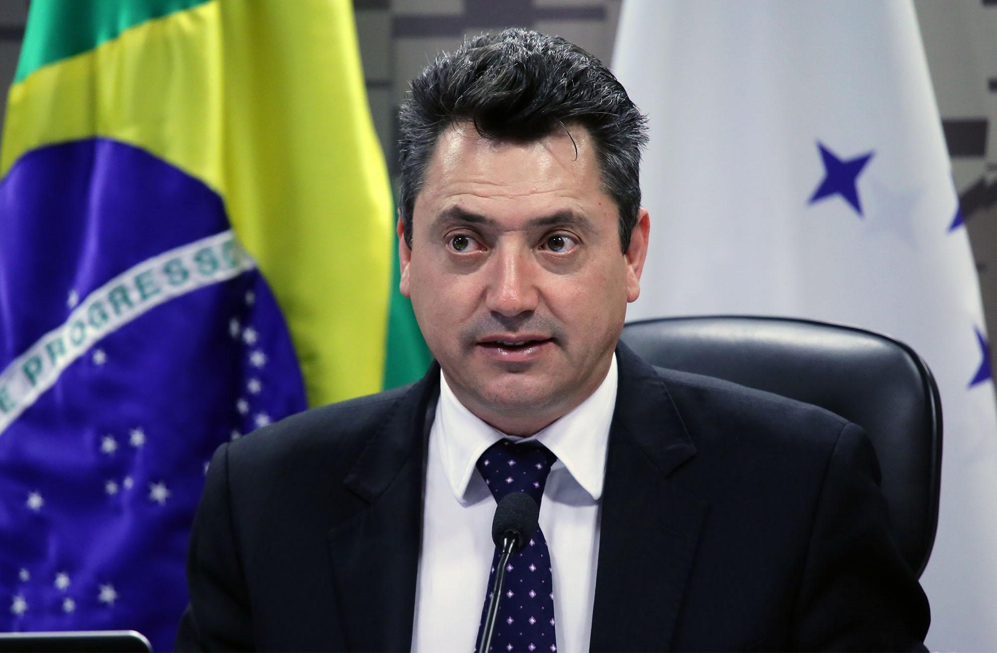 Primeira audiência pública preparatória para a COP-24: propostas brasileiras para a regulamentação do Acordo de Paris. Dep. Sergio Souza (MDB - PR)
