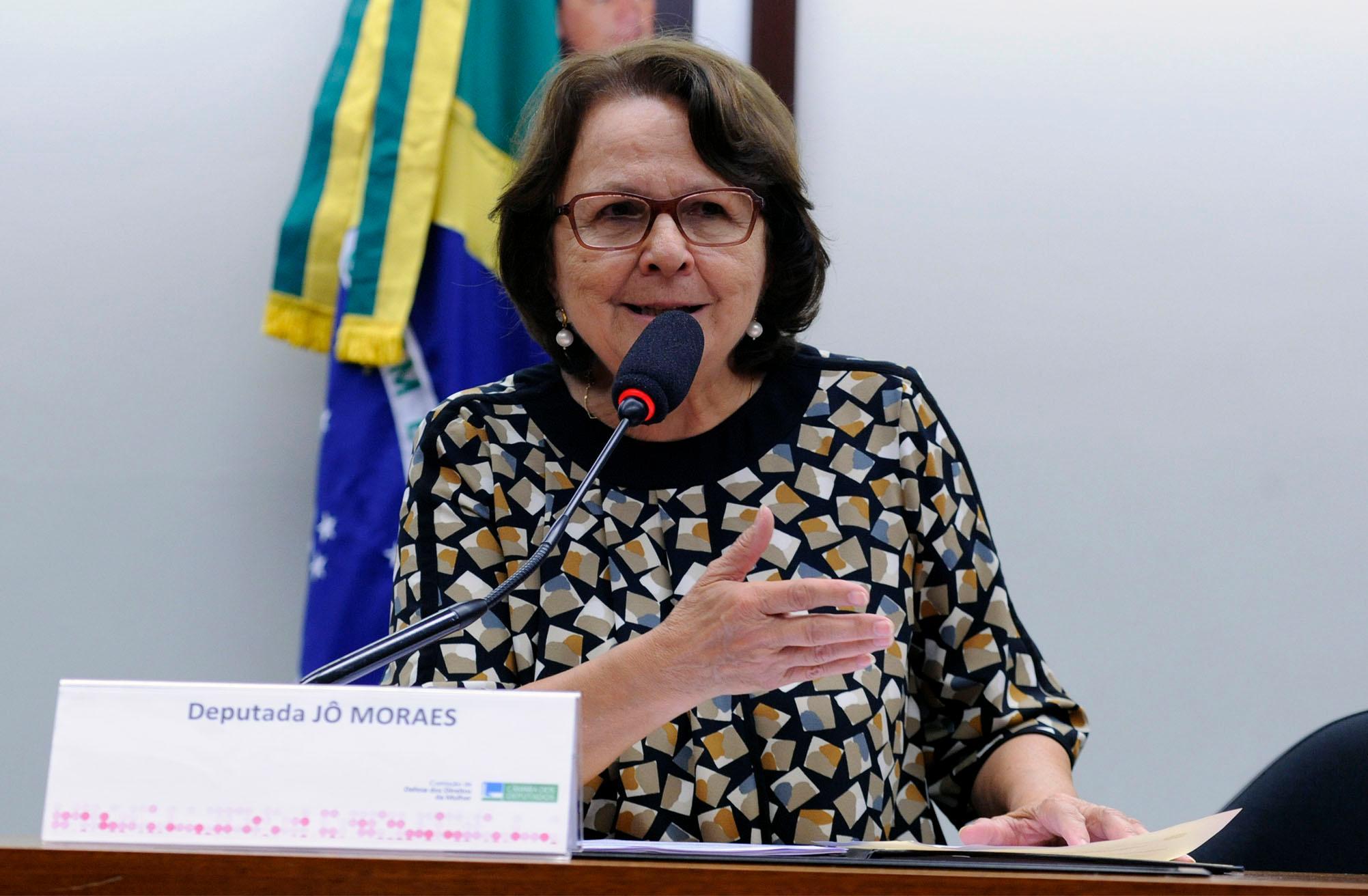 Tribuna das mulheres - A importância do projeto promotoras legais populares (PLPs). Dep. Jô Moraes (PCdoB - MG)