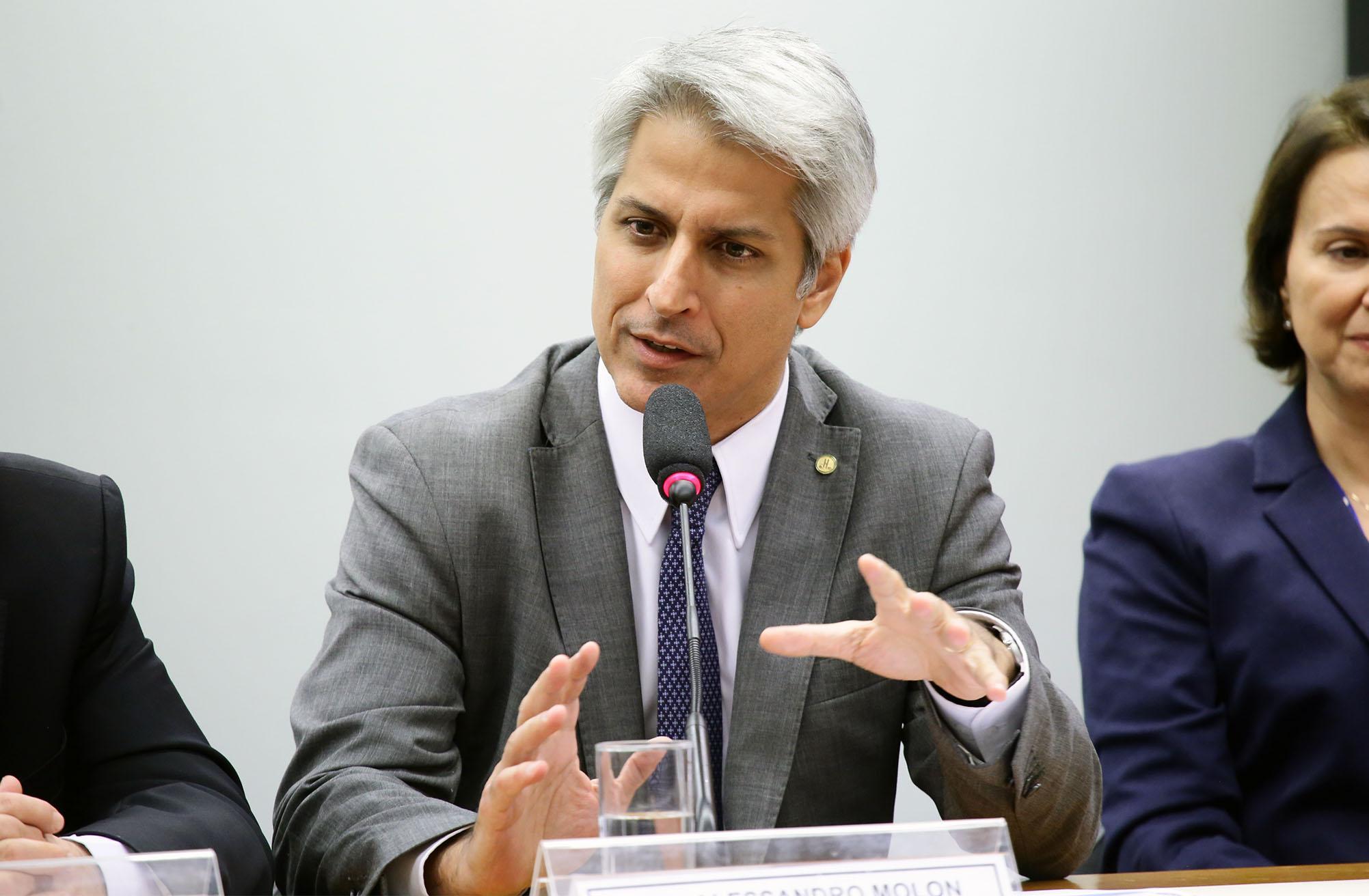 Reunião ordinária sobre os bioinsumos no Brasil e políticas para o desenvolvimento do setor. Dep. Alessandro Molon (PSB - RJ)