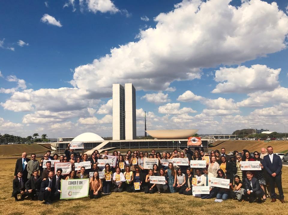 ACT br Alianças Estratégicas para Promoção da Saúde alimentação