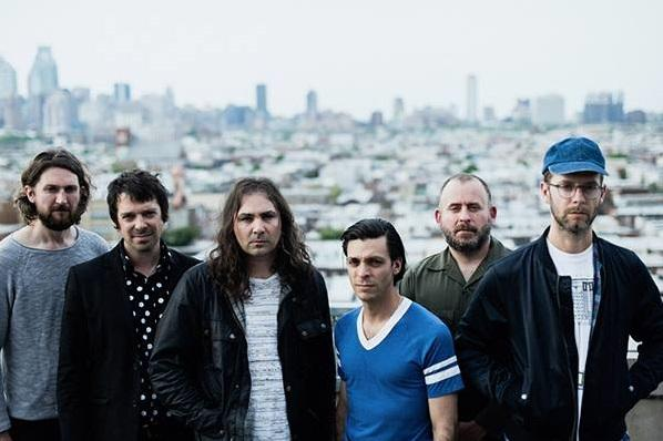 Faixa Contemporânea, 31/08/2018 - Banda The War on Drugs