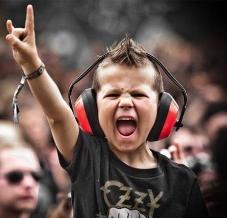 Memória do Rock, 06/10/2018 - Criança roqueira, rock
