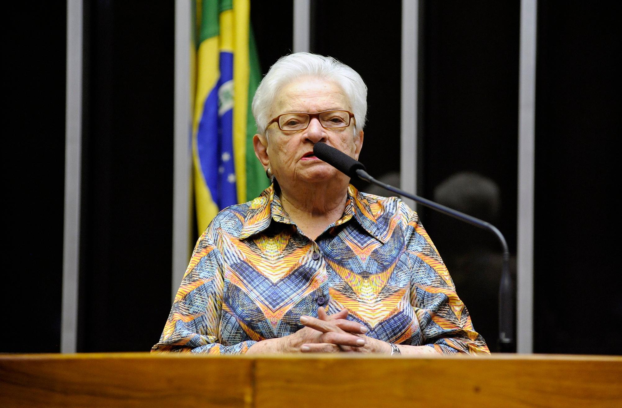 Sessão Extraordinária. Dep. Luiza Erundina ( PSOL - SP)