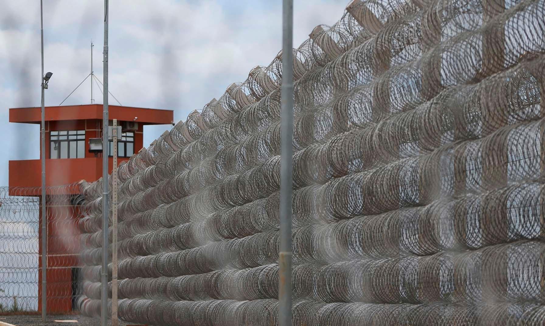 Segurança - presídio - penitenciária de segurança máxima Distrito Federal presos sistema carcerário RDD