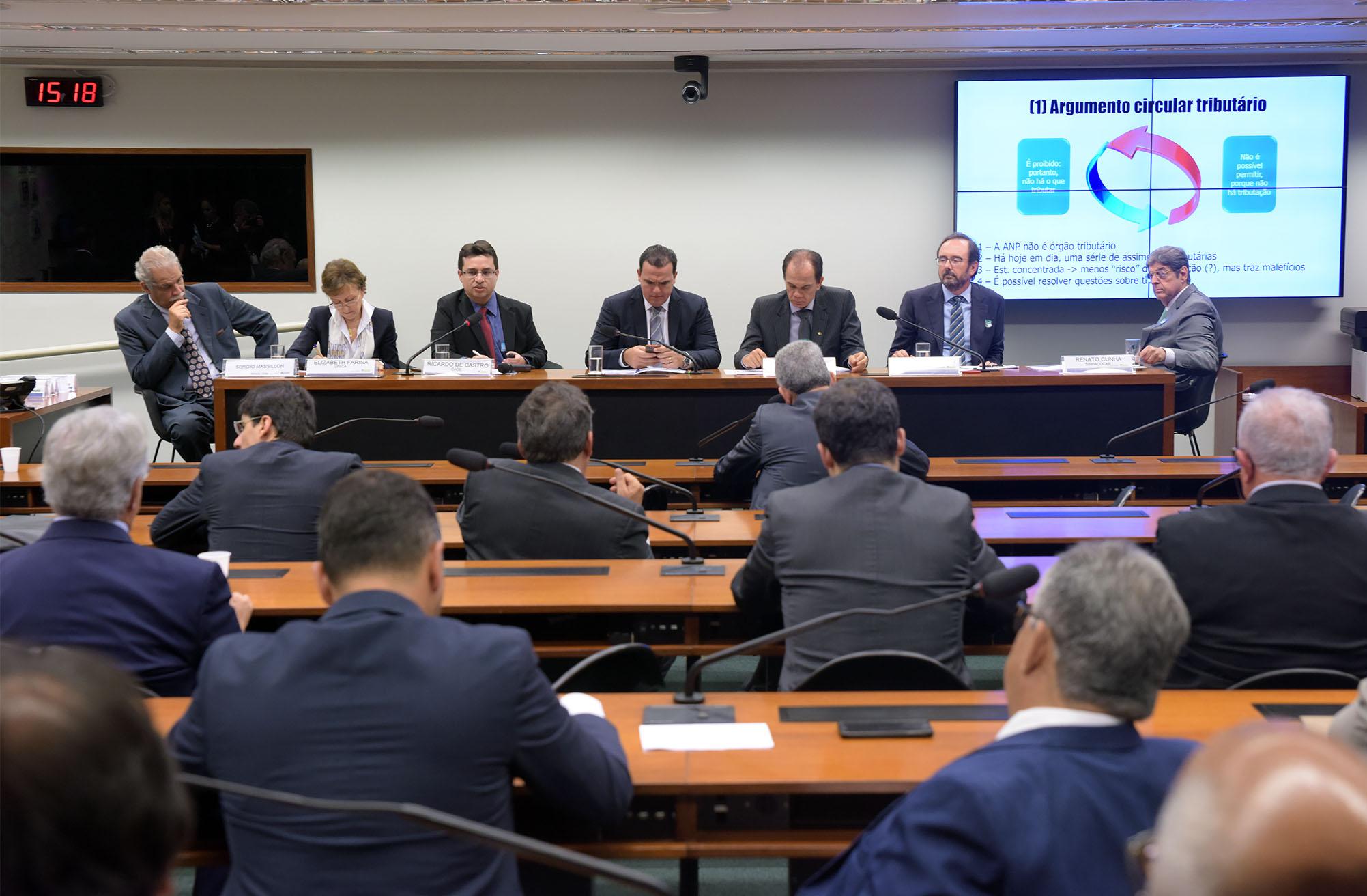Audiência pública sobre a venda direta de etanol hidratado e os benefícios ao produtor e ao consumidor final