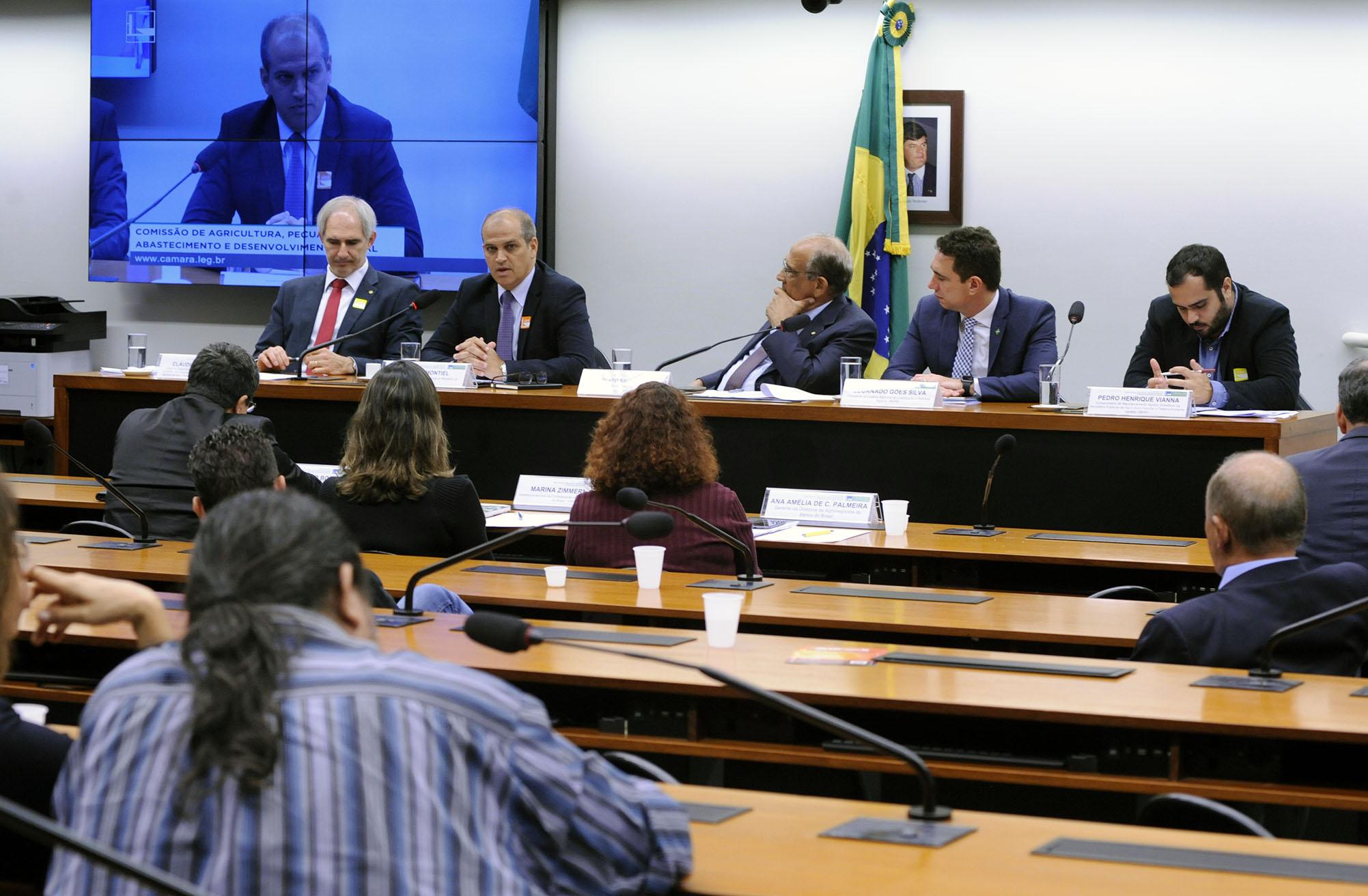 Audiência pública sobre o crédito fundiário