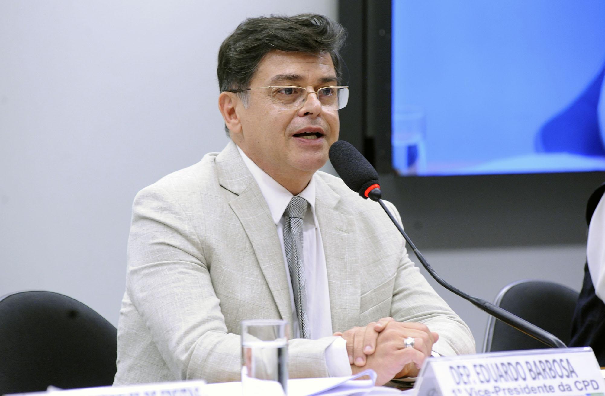 Seminário - Política Nacional de Educação Especial na Perspectiva da Educação Inclusiva PNEEPEI. Dep. Eduardo Barbosa (PSDB - MG)