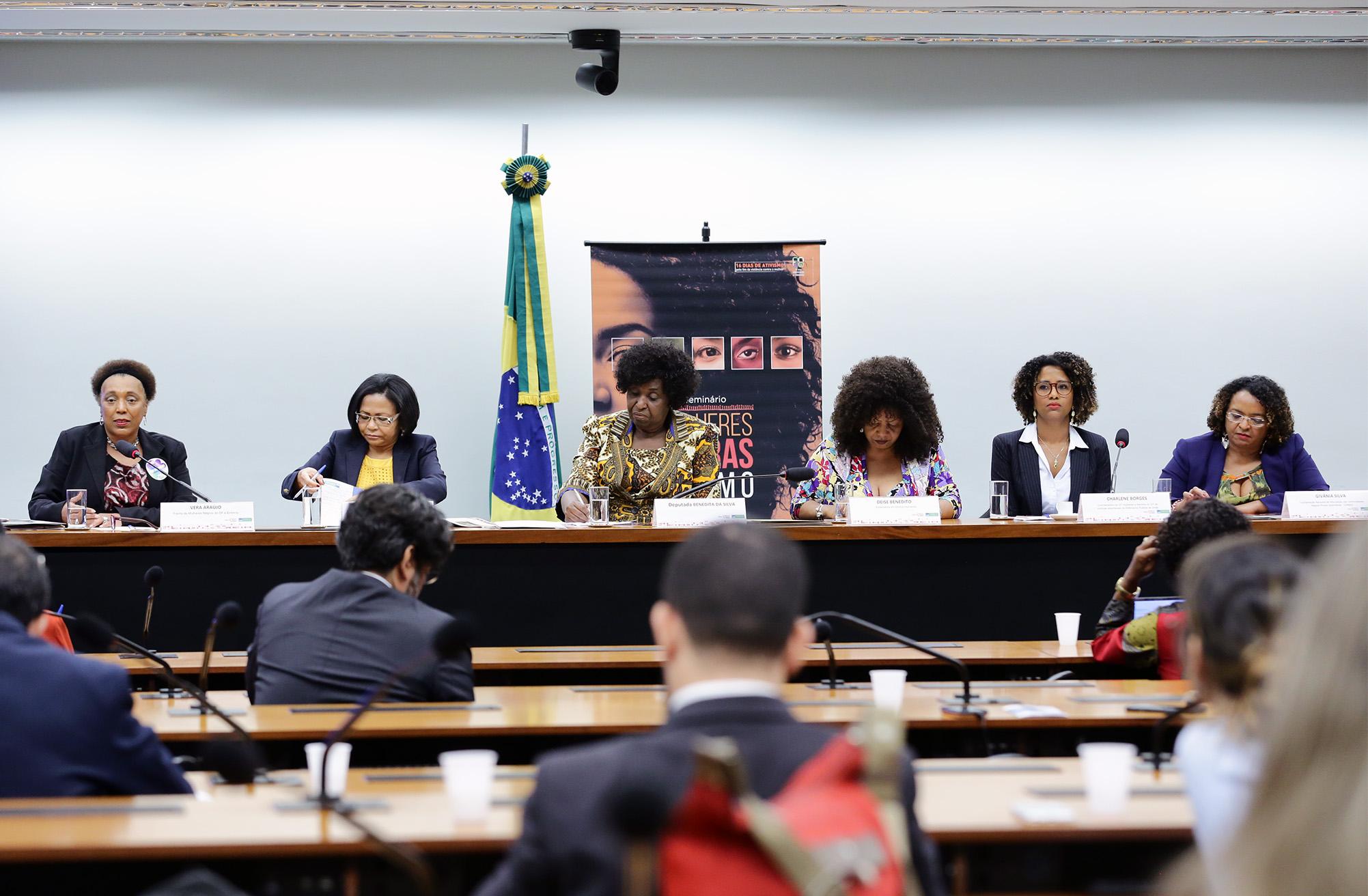 Seminário Mulheres Negras Movem o Brasil