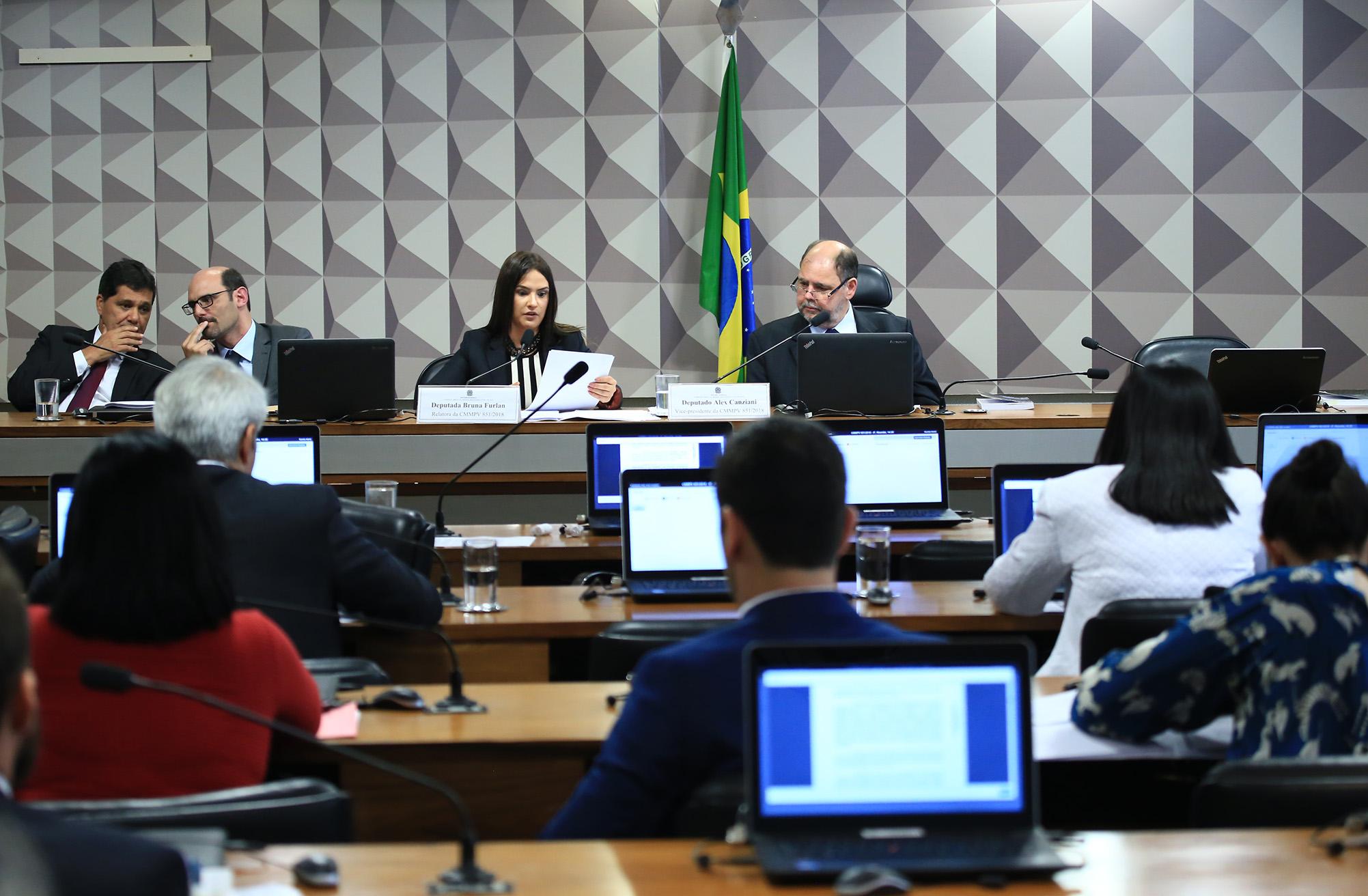 Comissão Mista sobre a MP 851/18, que autoriza a Administração Pública a firmar instrumentos de Parceria e termos de execução de programas, projetos e demais finalidades de interesse público com Organizações Gestoras de Fundos Patrimoniais