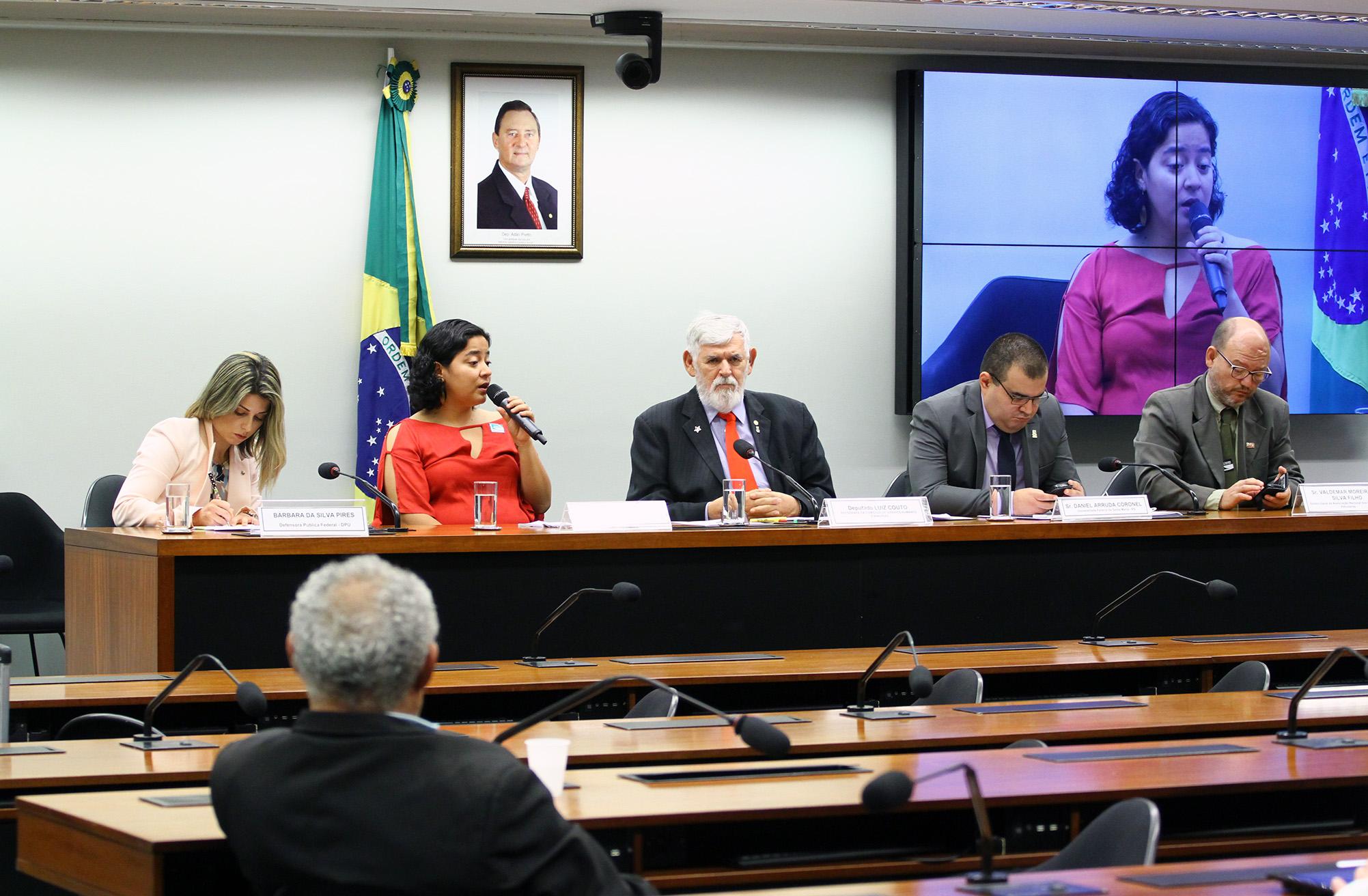 Audiência Pública sobre o Programa Nacional de Desestatização