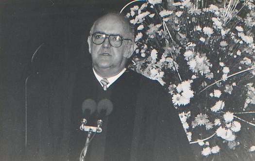 Pastor presbiteriano Jaime Nelson Wright