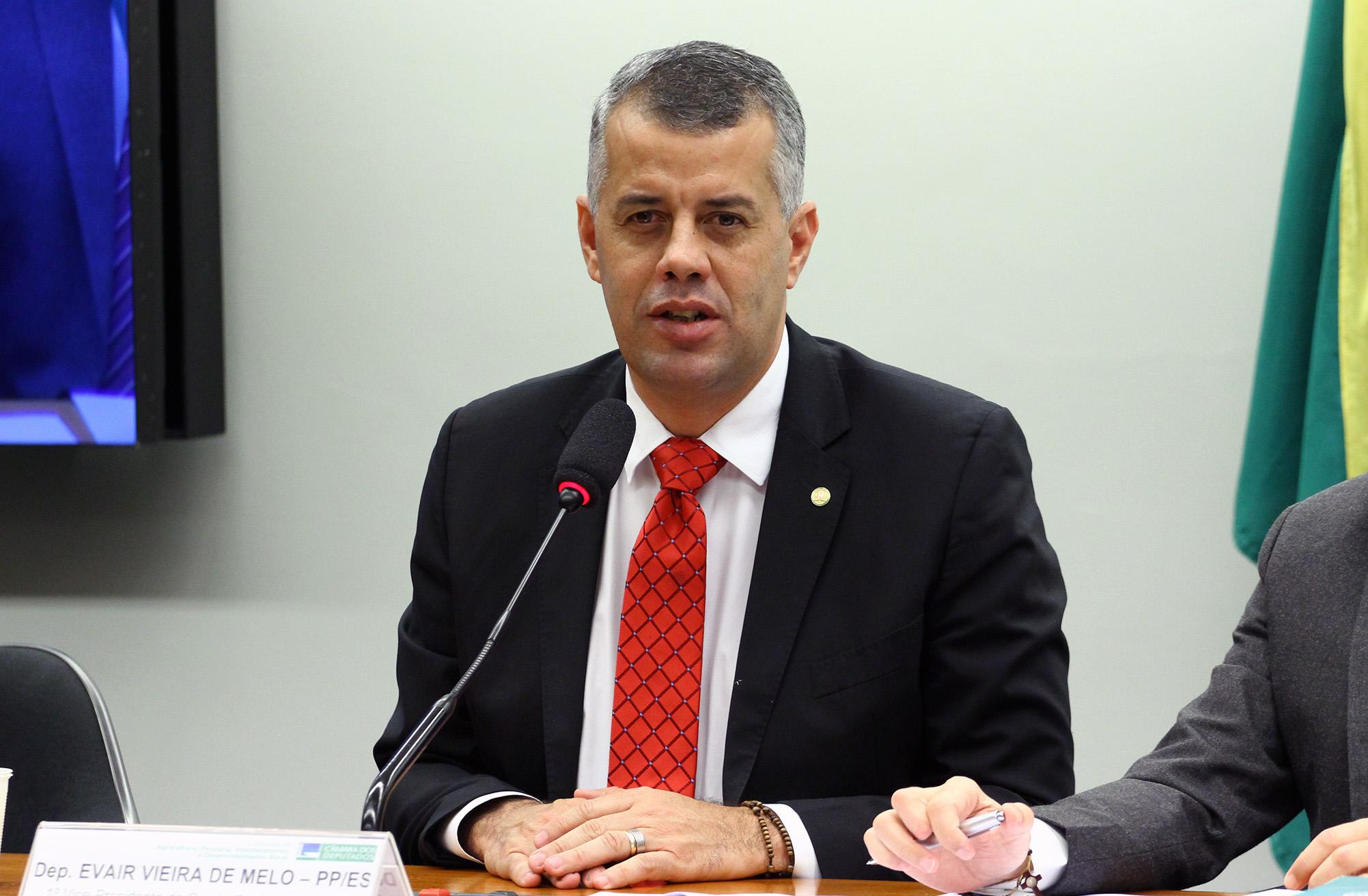 Reunião ordinária. Dep. Evair Vieira de Melo (PP - ES)