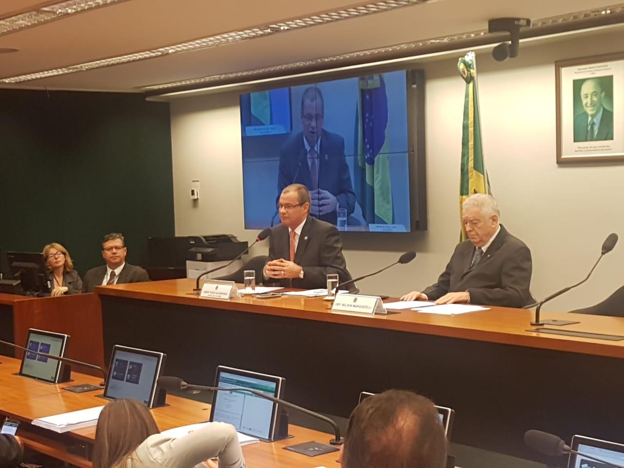 Audiência pública sobre o papel da Agência Brasileira de Inteligência (ABIN) e a importância da inteligência de Estado para o Brasil