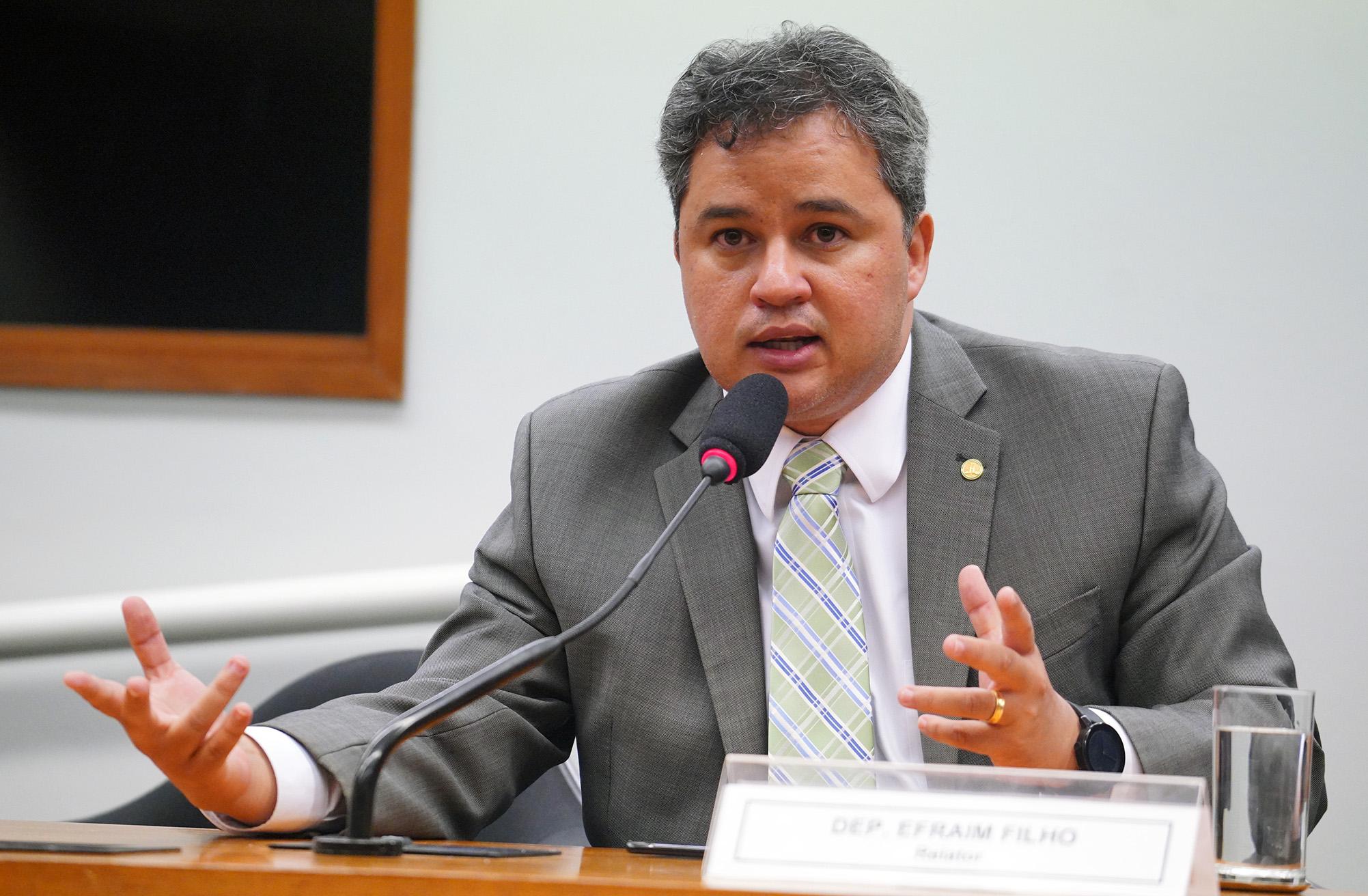 Reunião ordinária. Dep. Efraim Filho (DEM - PB)