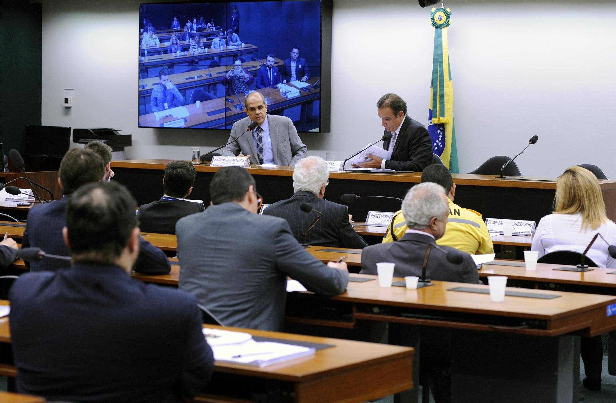 Audiência pública sobre o Plano Nacional de Redução de Mortes e Lesões no Trânsito